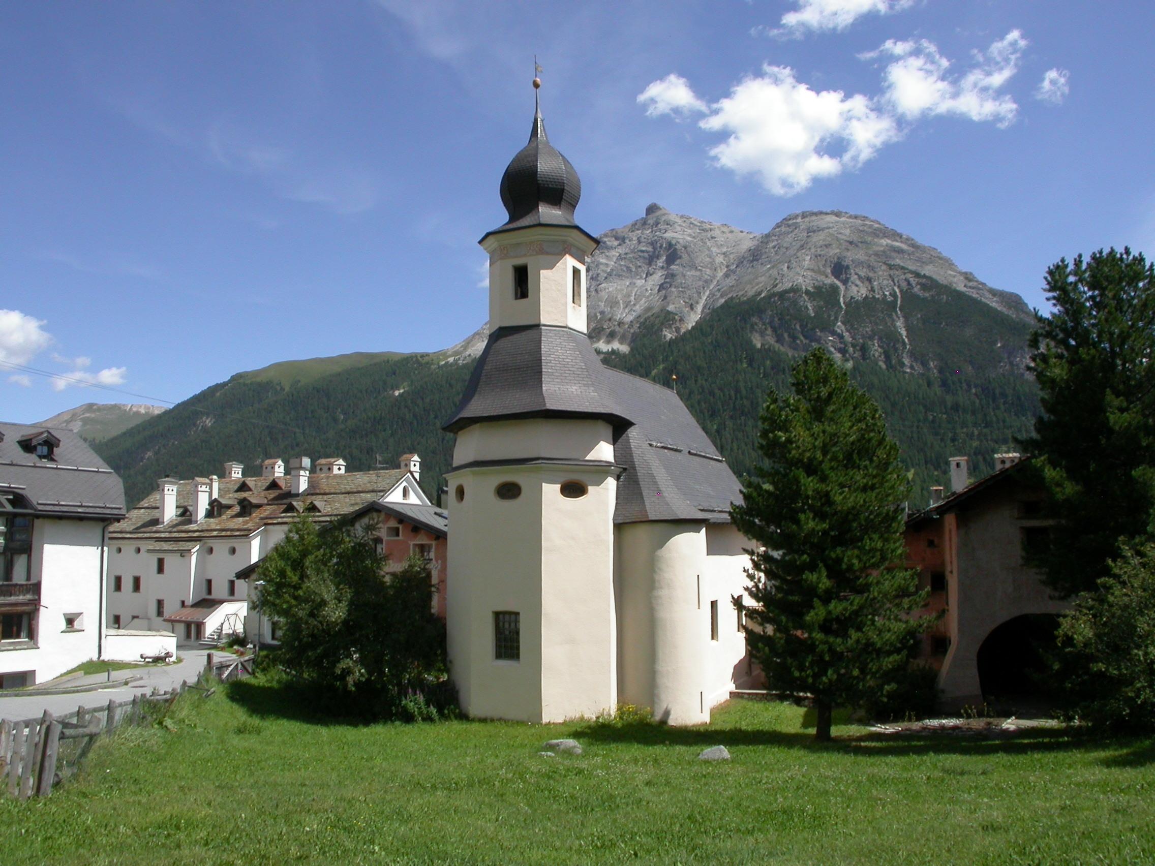 Reformierte Kirche La Punt Slide 2