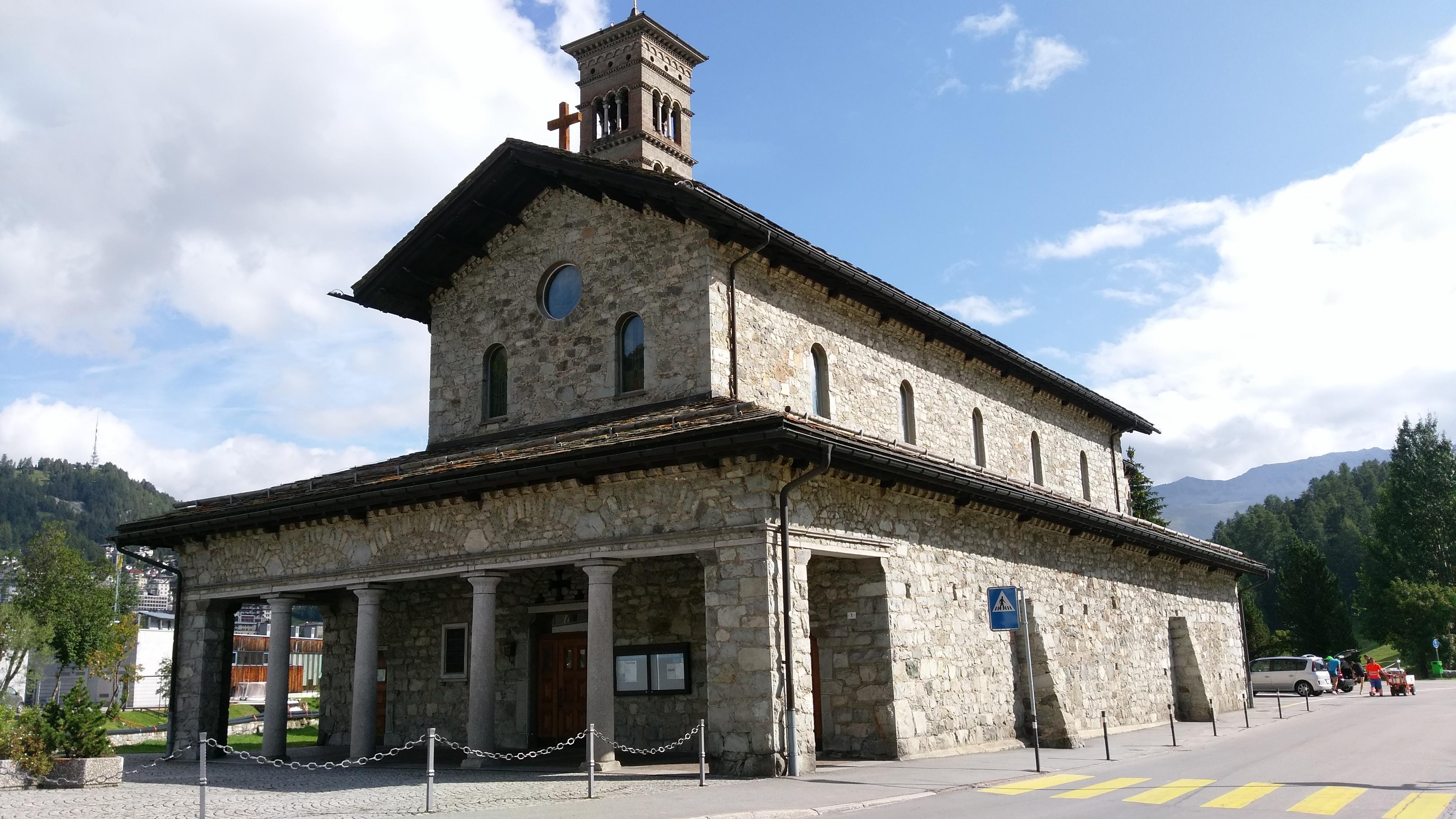 Katholische Kirche St. Karl Slide 1