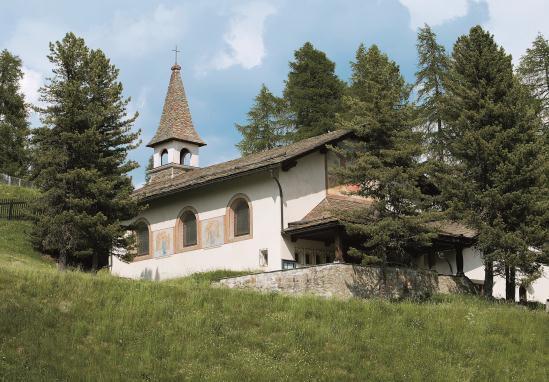 Kapelle Regina Pacis Slide 1