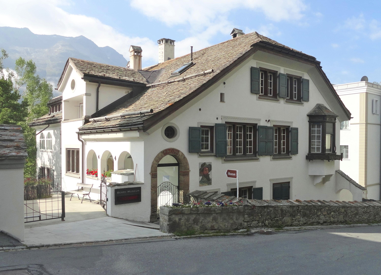 Berry Museum, St. Moritz