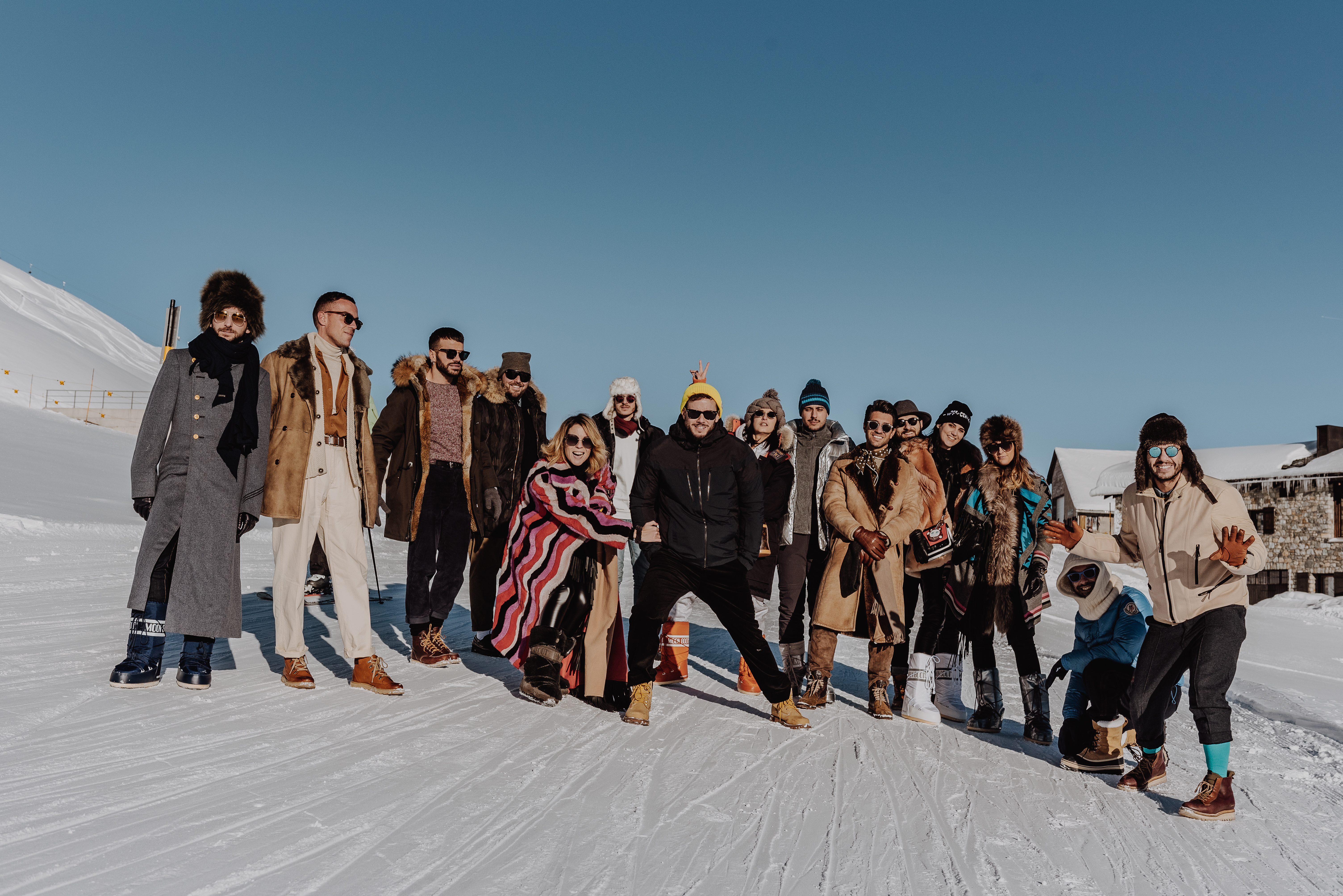 Influencer machen St. Moritz bekannter Slide 1