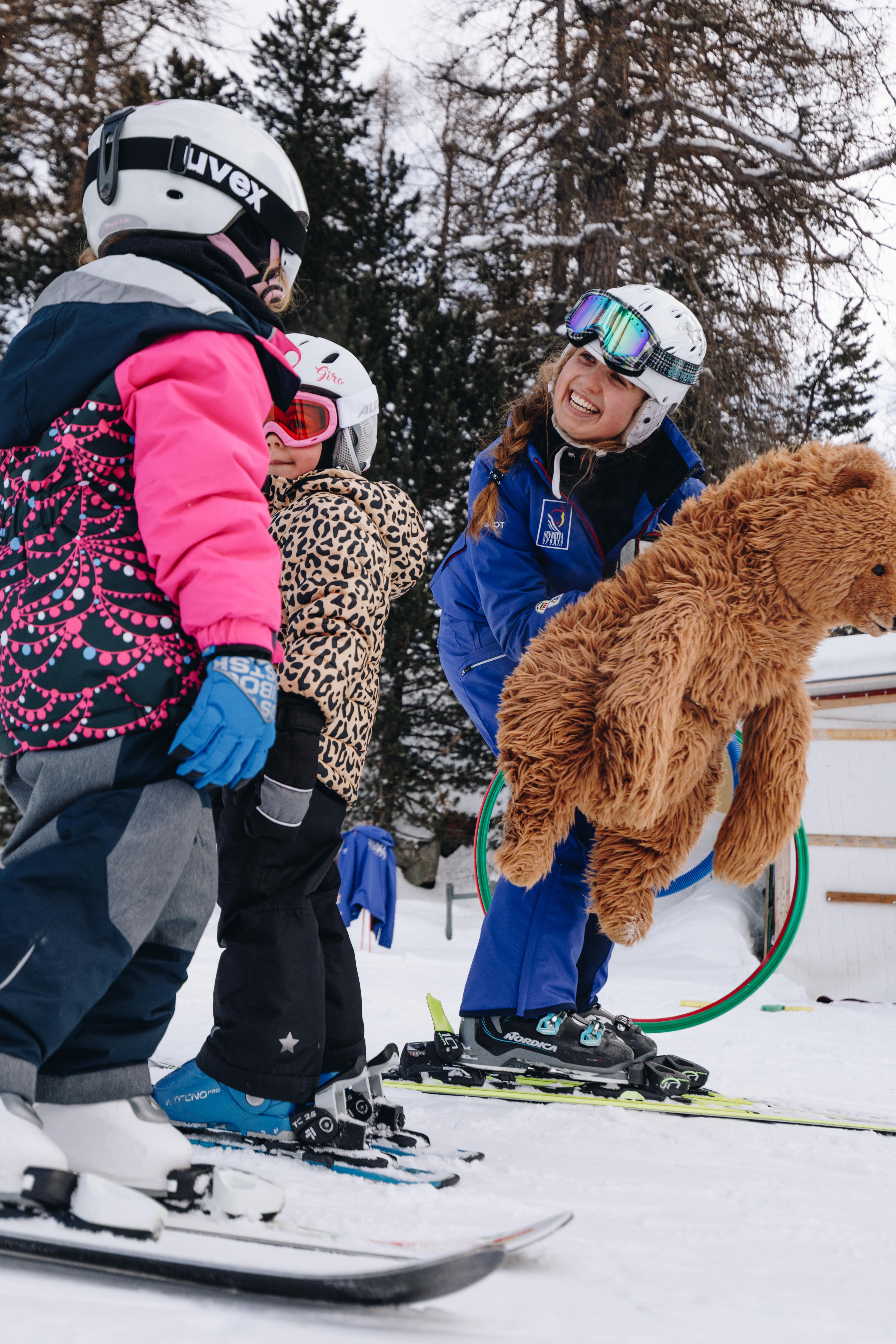 World Snow Day Engadin St. Moritz 2019 Slide 1