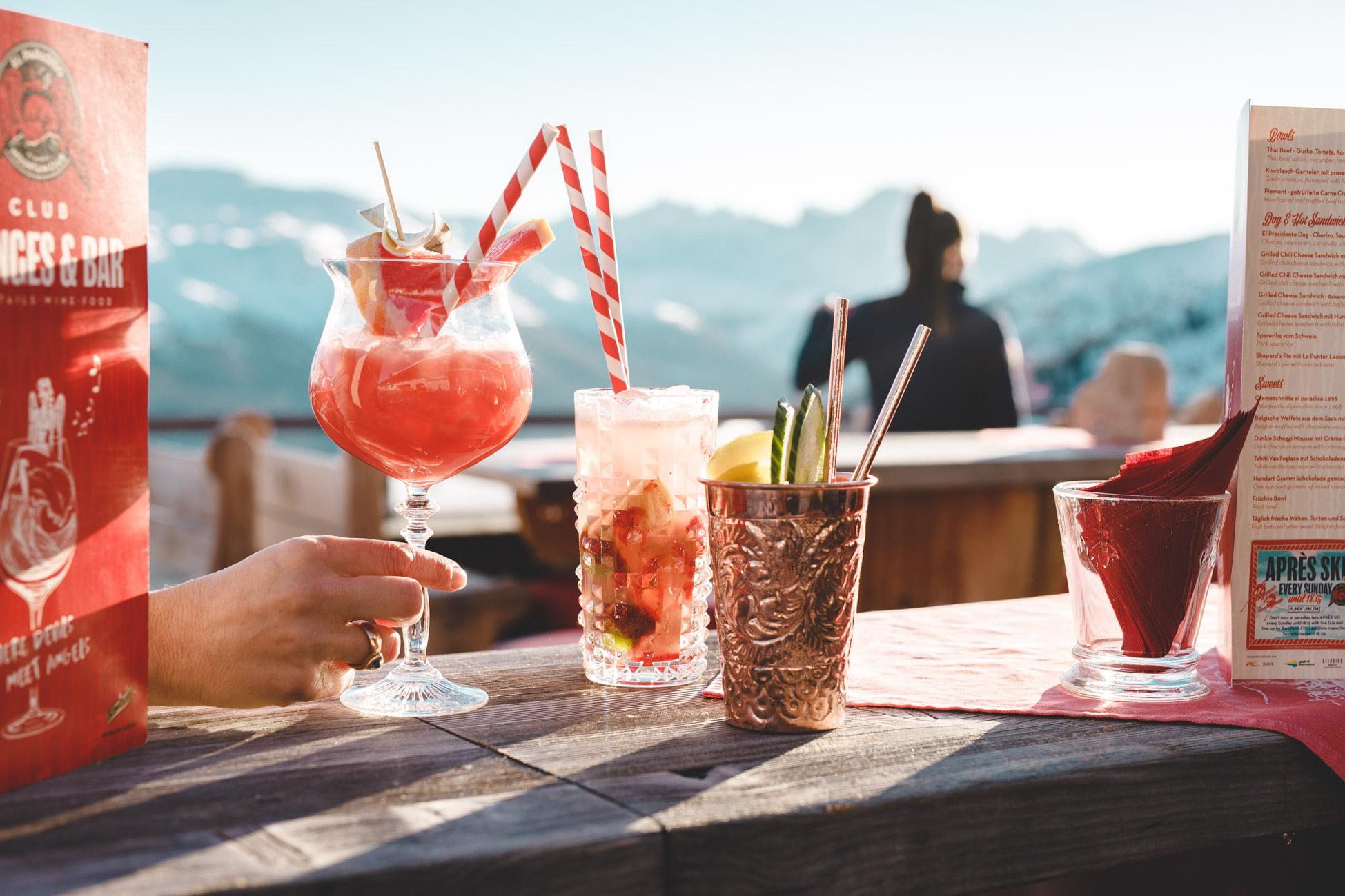 St. Moritz Mountain Life