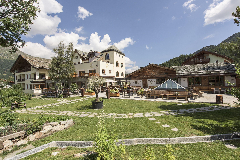 Hotel Bellavista****, Silvaplana-Surlej