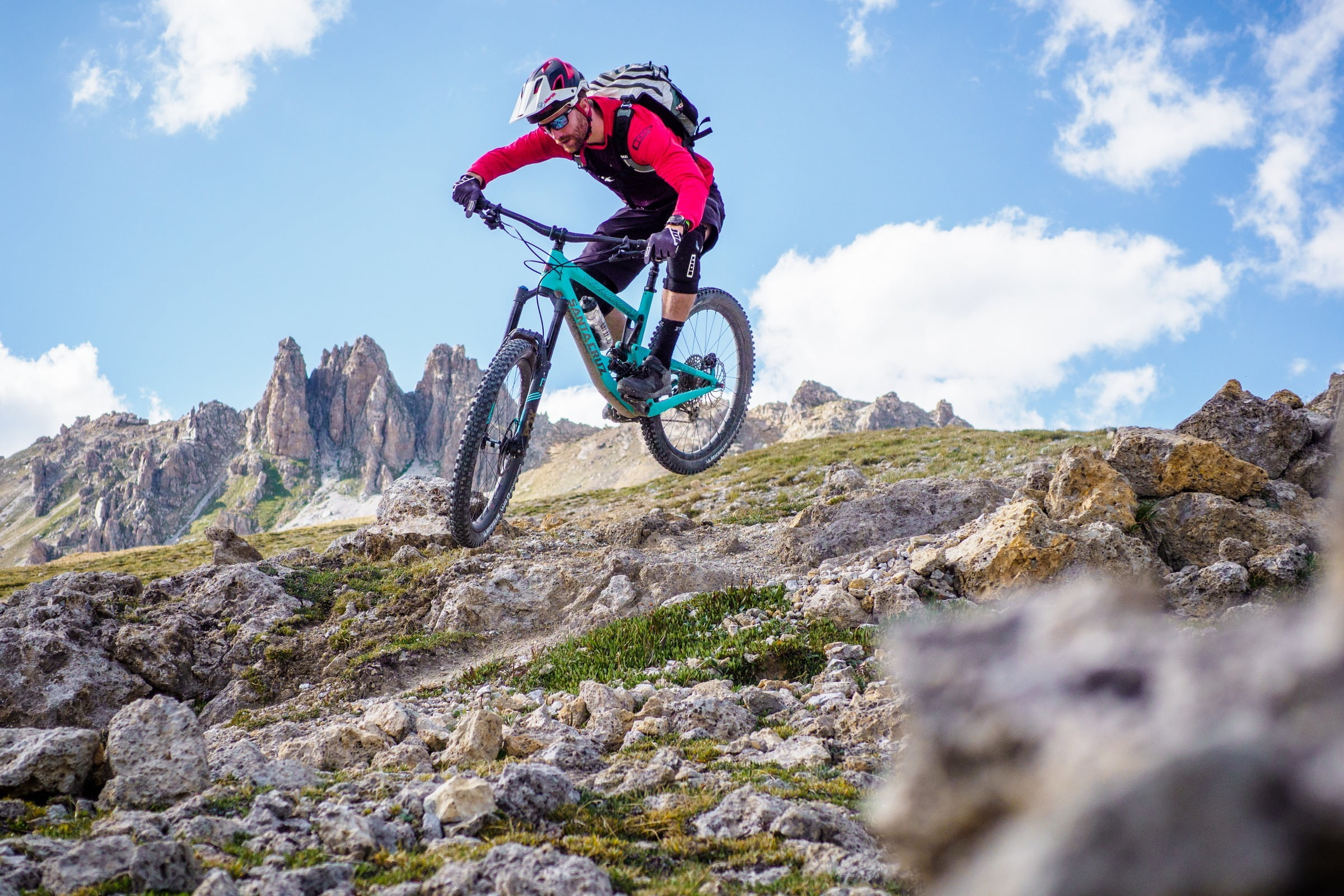 Mountain bike-friendly hotels