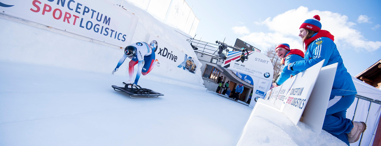 Olympia Bob Run St. Moritz Ein Adrenalinkick, der süchtig m