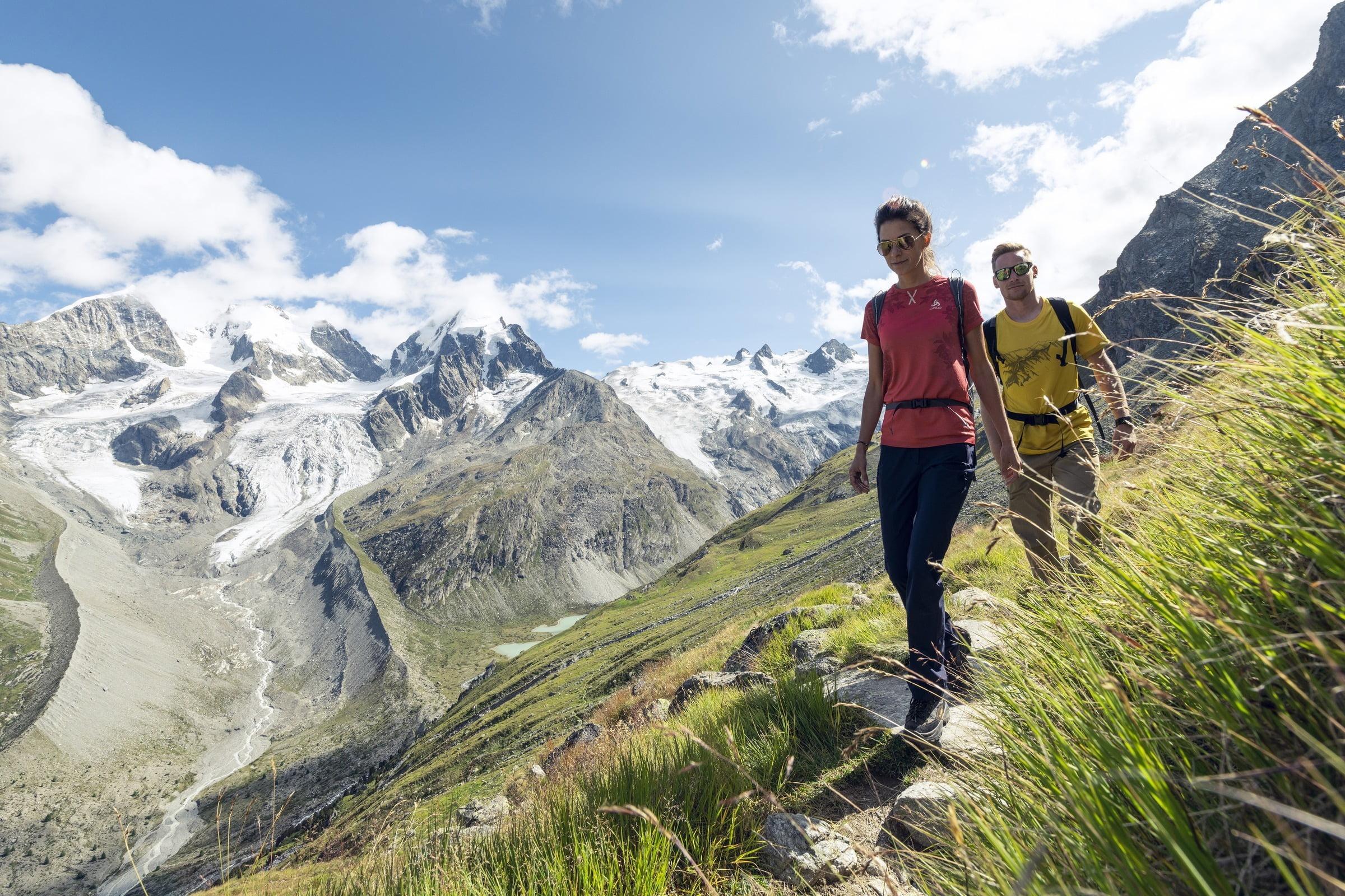 Bernina Tour – Hiking