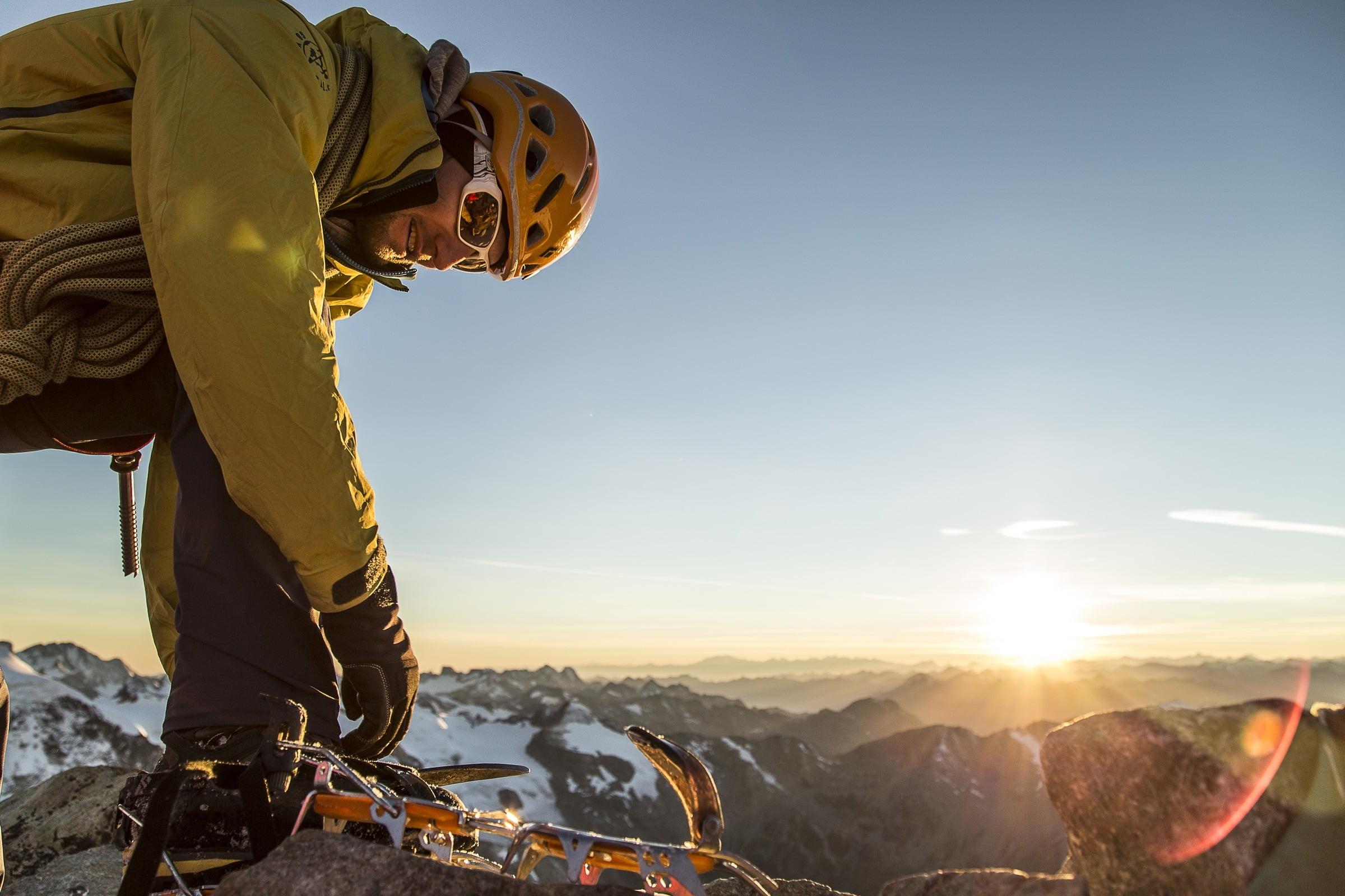 Rental Stations - Climbing equipment