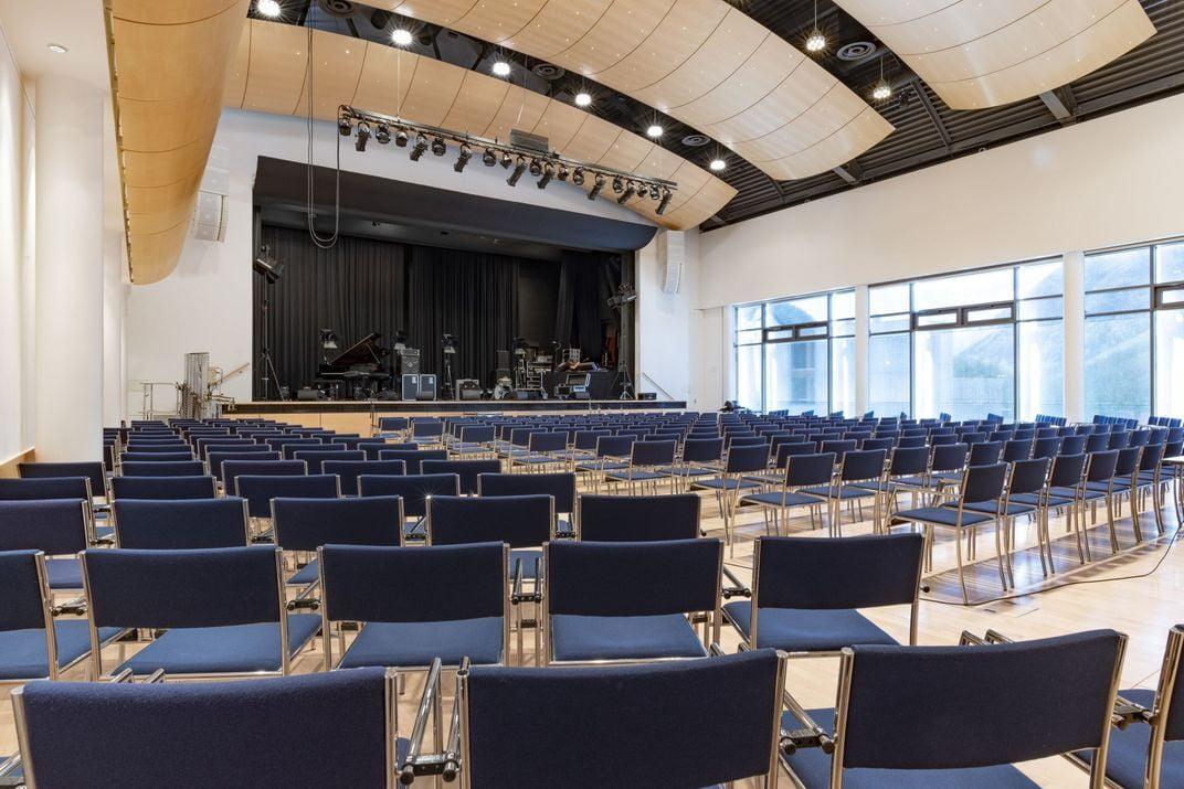 Convention and Event Centre Pontresina