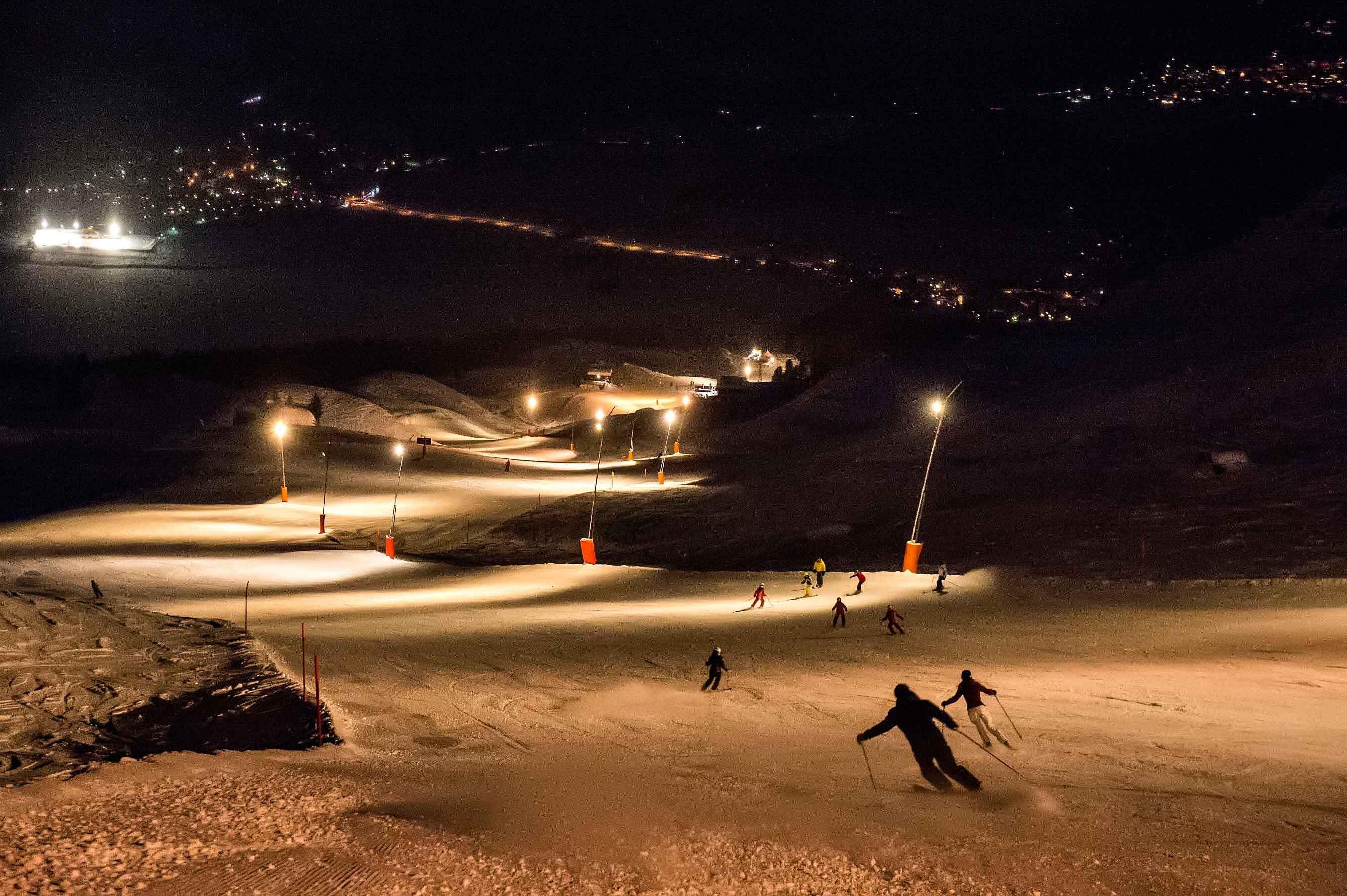 Corvatsch VIP Snow Night
