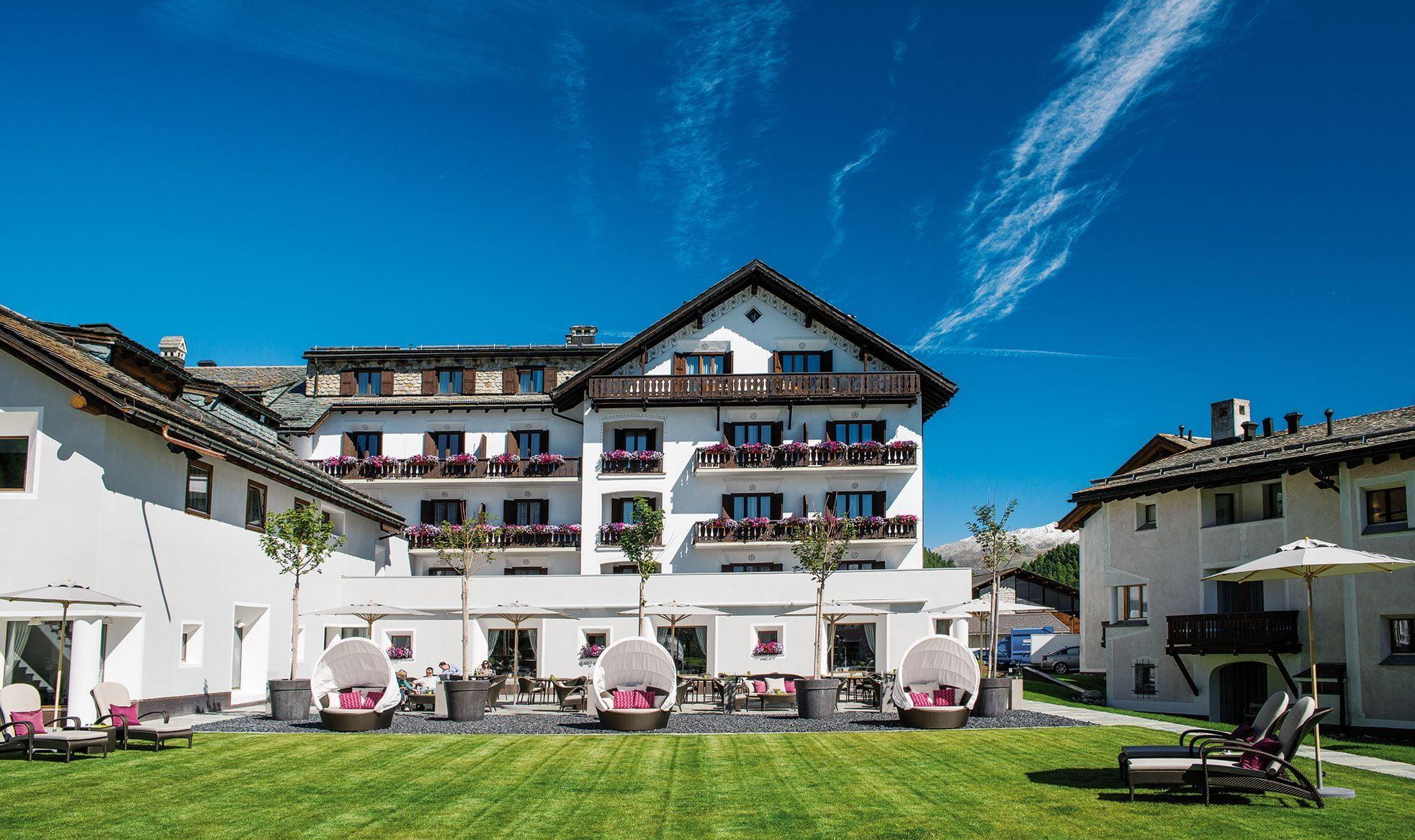 Hotel Giardino Mountain, St. Moritz-Champf