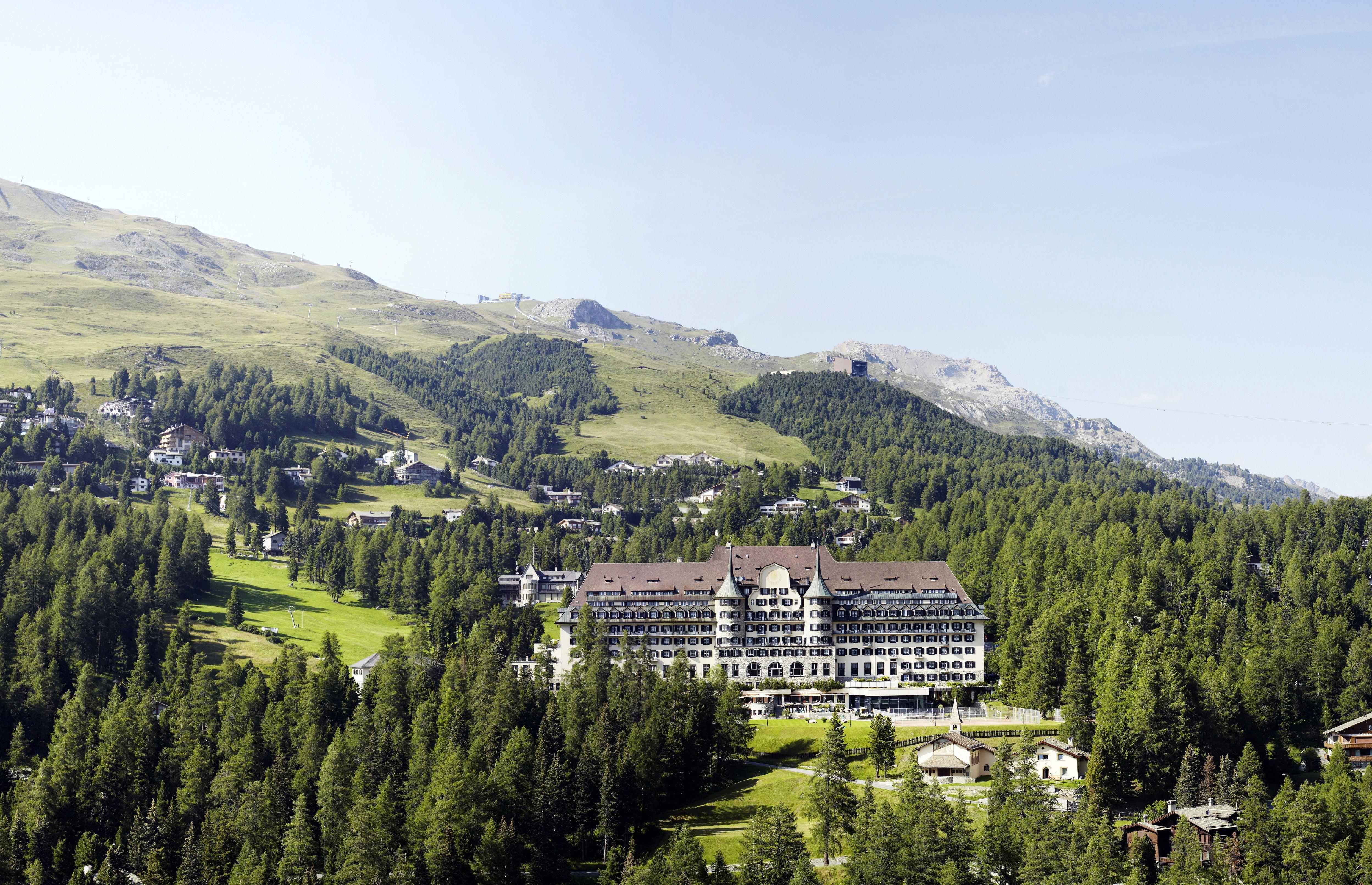 Hotel Suvretta House, St. Moritz