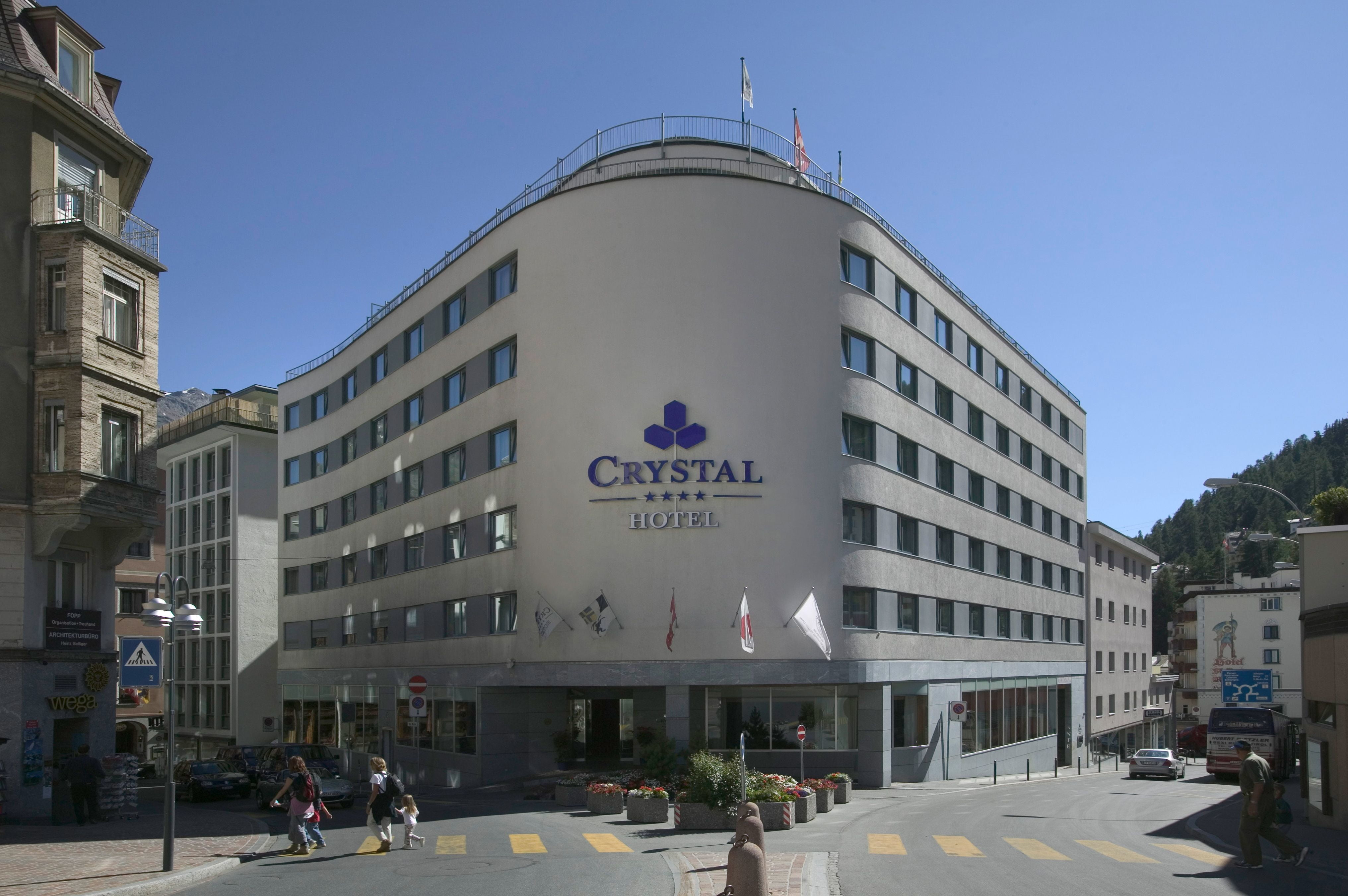 Hotel Crystal, St. Moritz