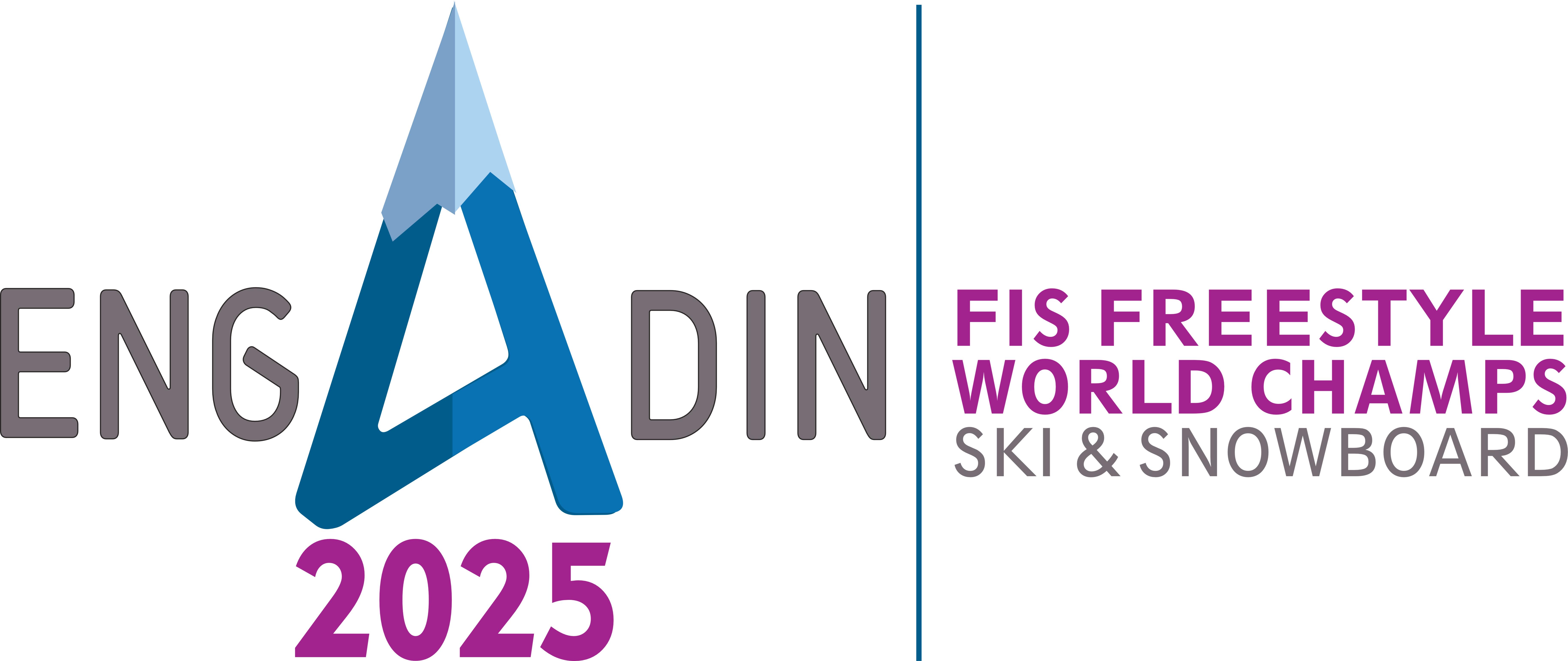 """Engadin St. Moritz Tourismus unterstützt die Kandidatur """"Freestyle WM 2025"""" Slide 1"""