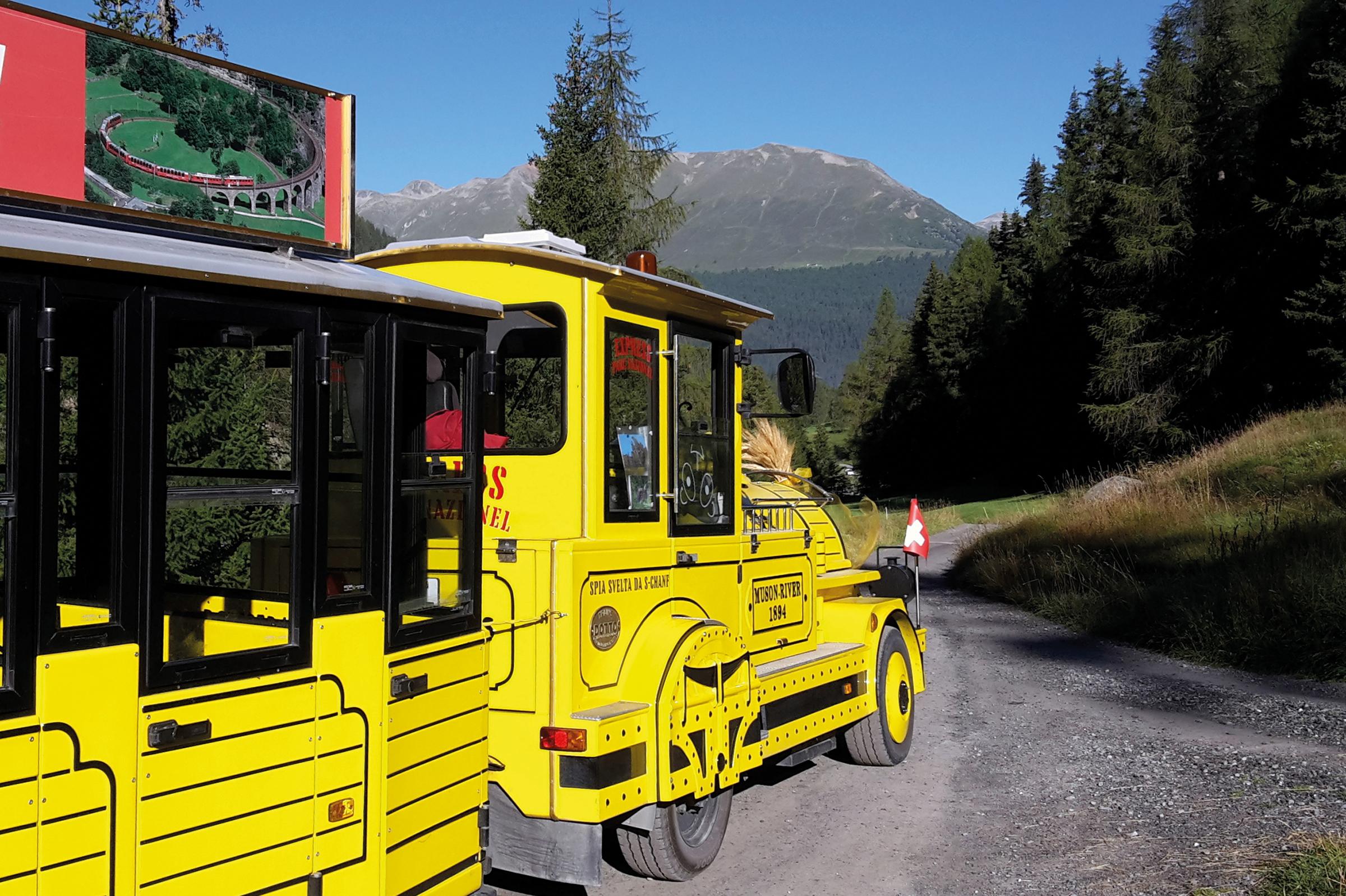 Nationalpark Bummelzug
