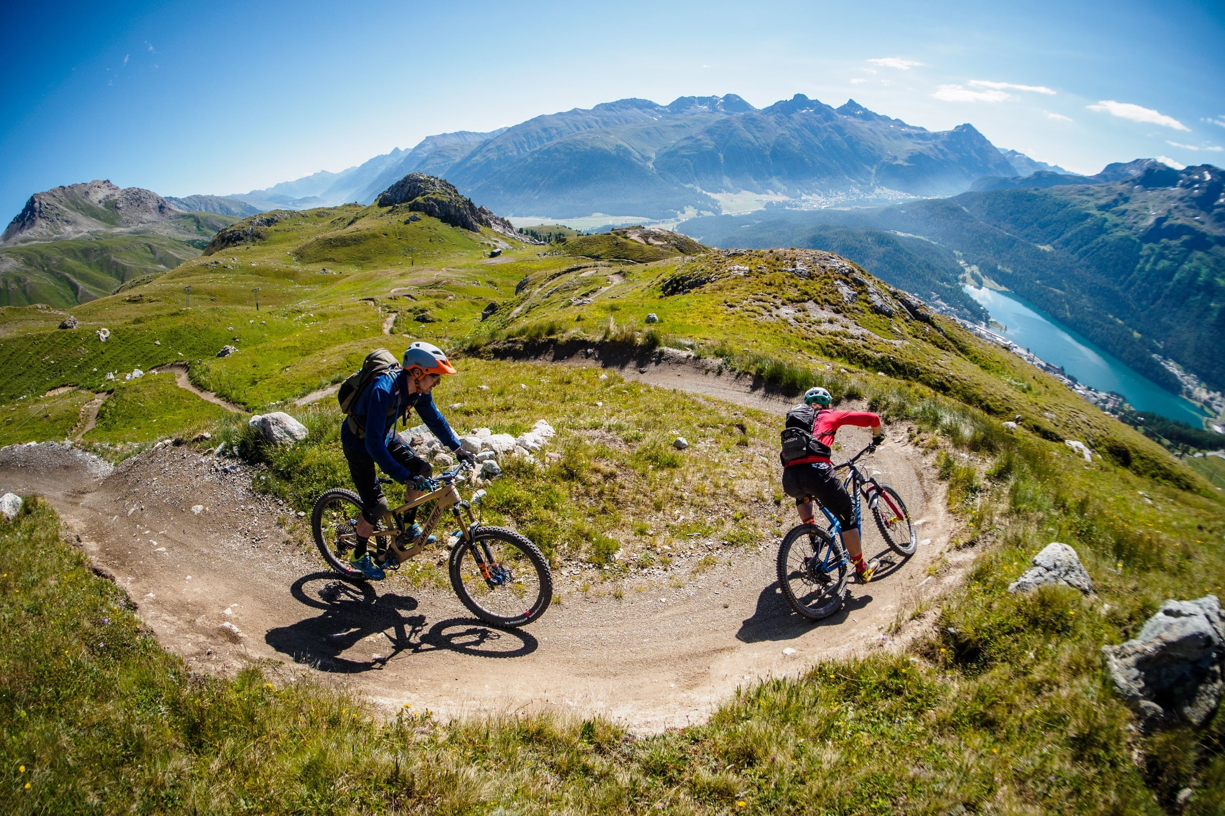 Guides & Mountainbike Schulen