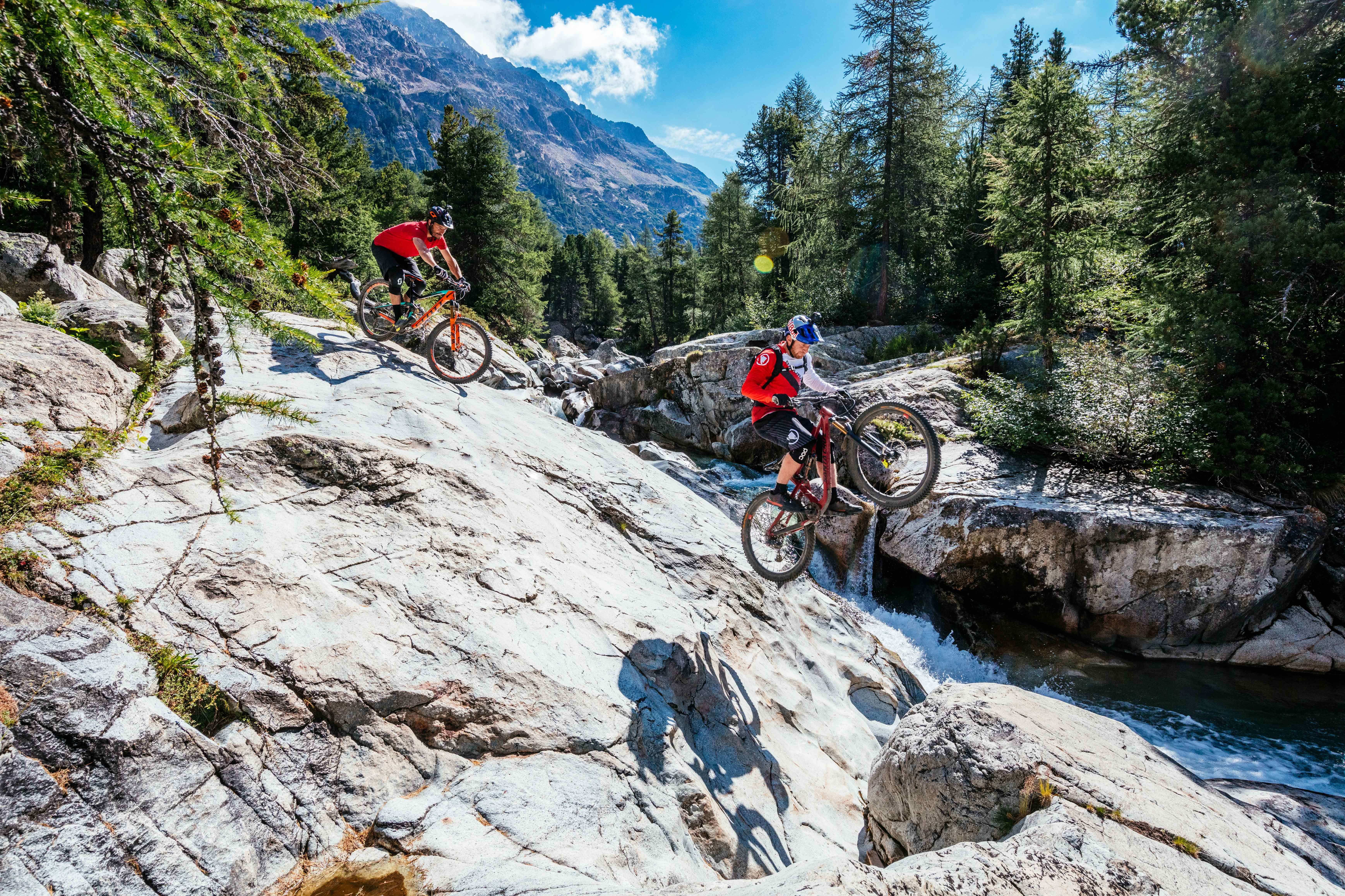 Home of Trails - Engadin