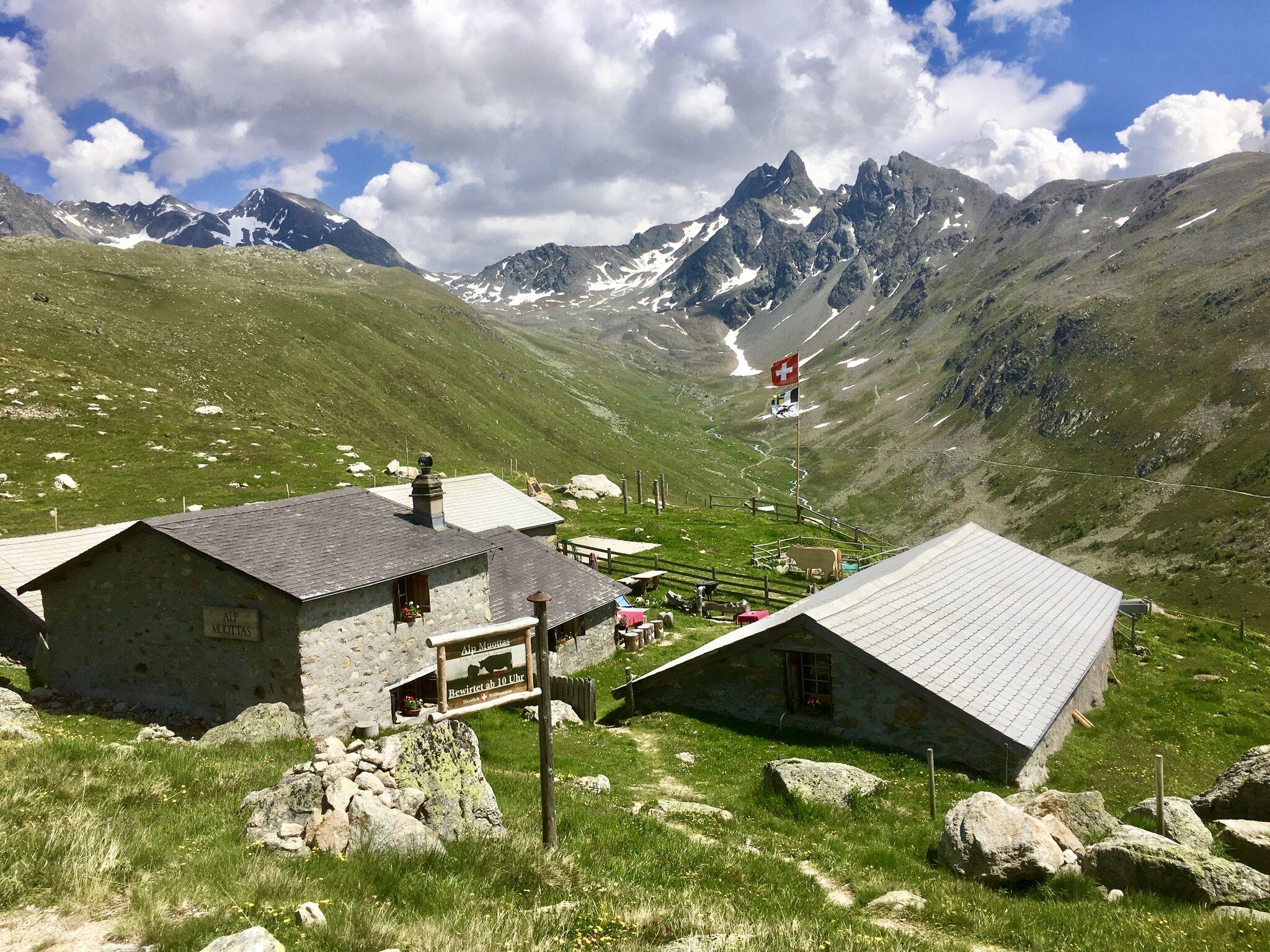 Alp Muottas / Tegia da Muottas Slide 3