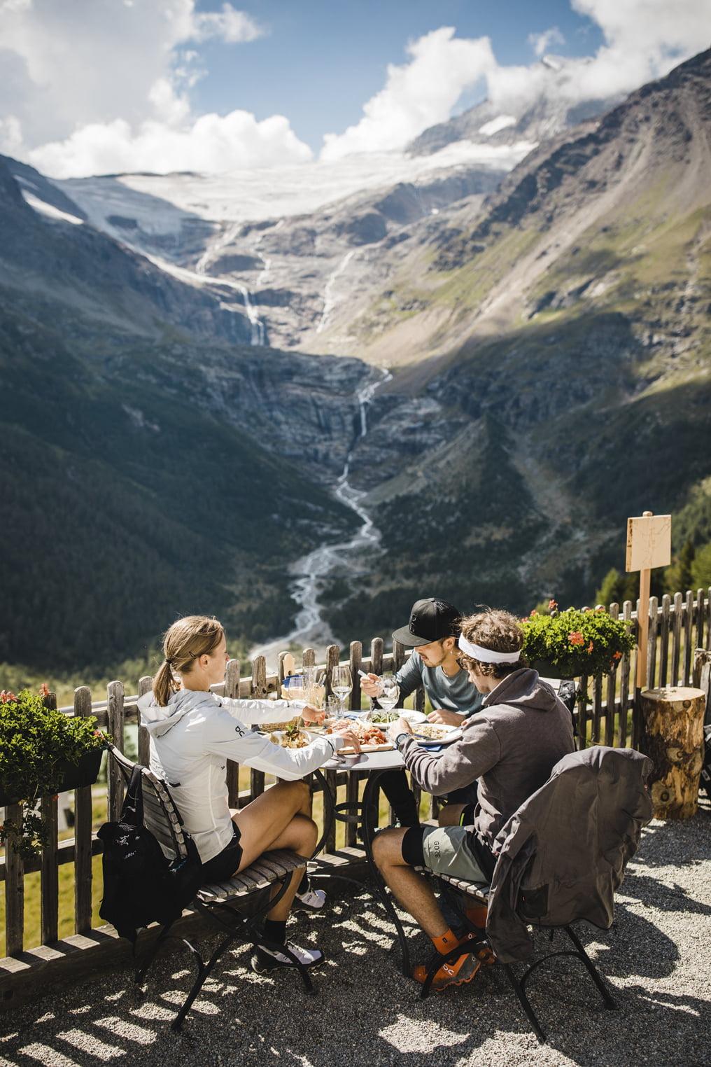 Julia Bleasdale  - Trailrunning Bernina