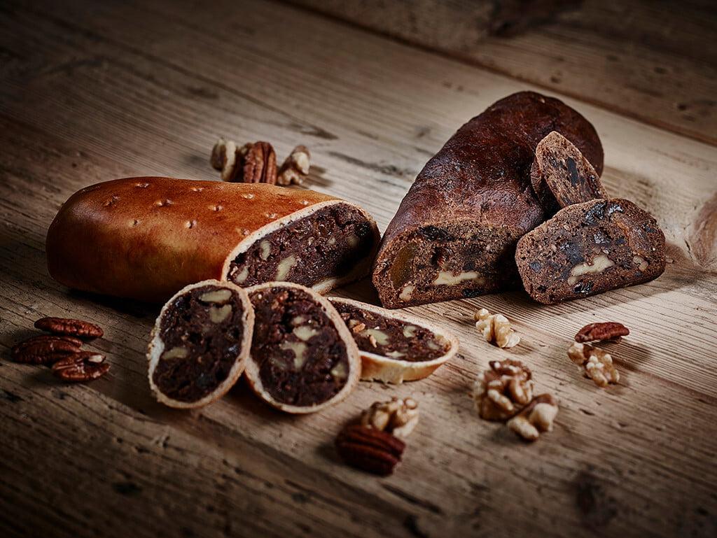 Engadin pear bread