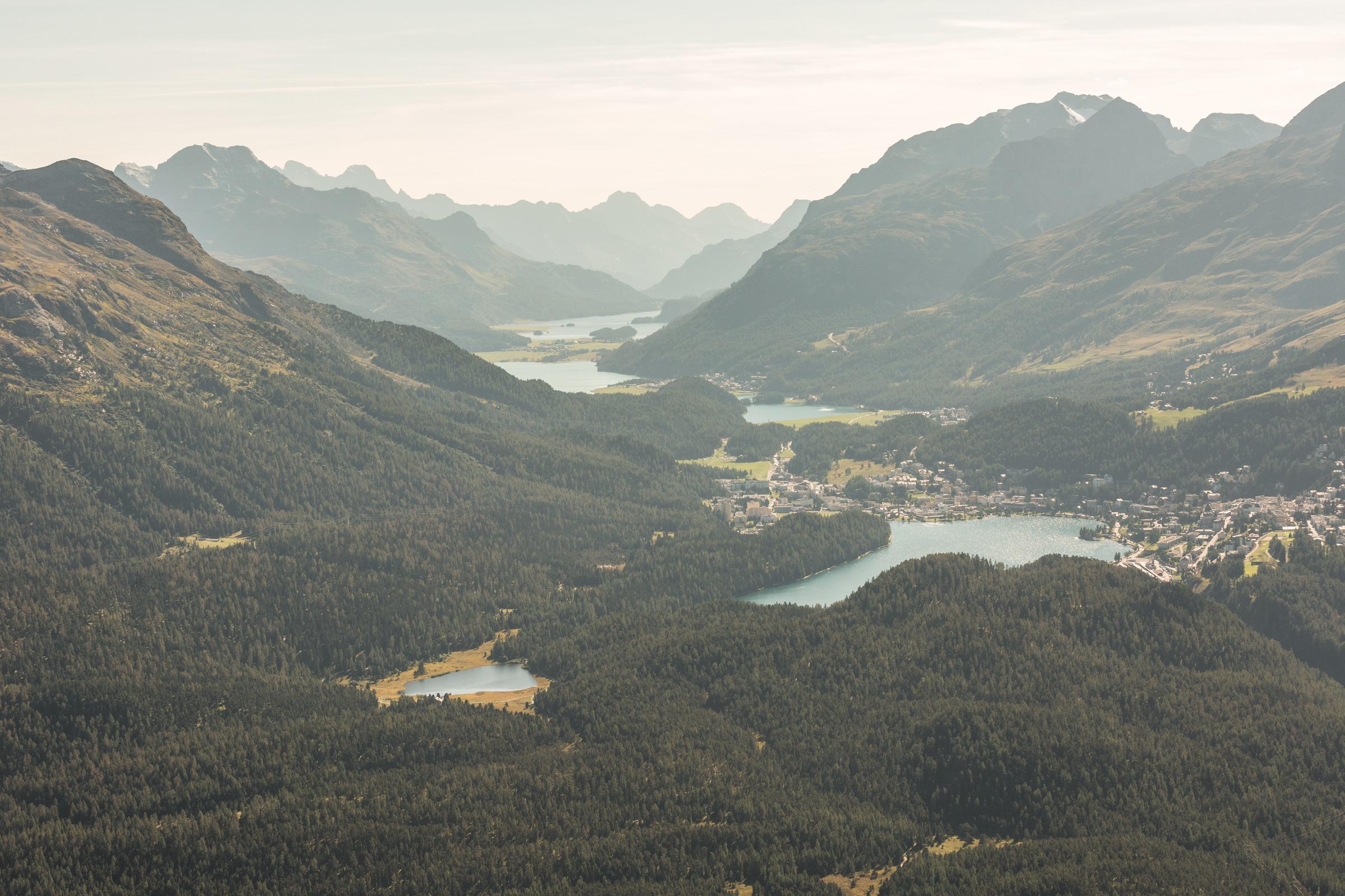 Panoramaweg Muottas Muragl