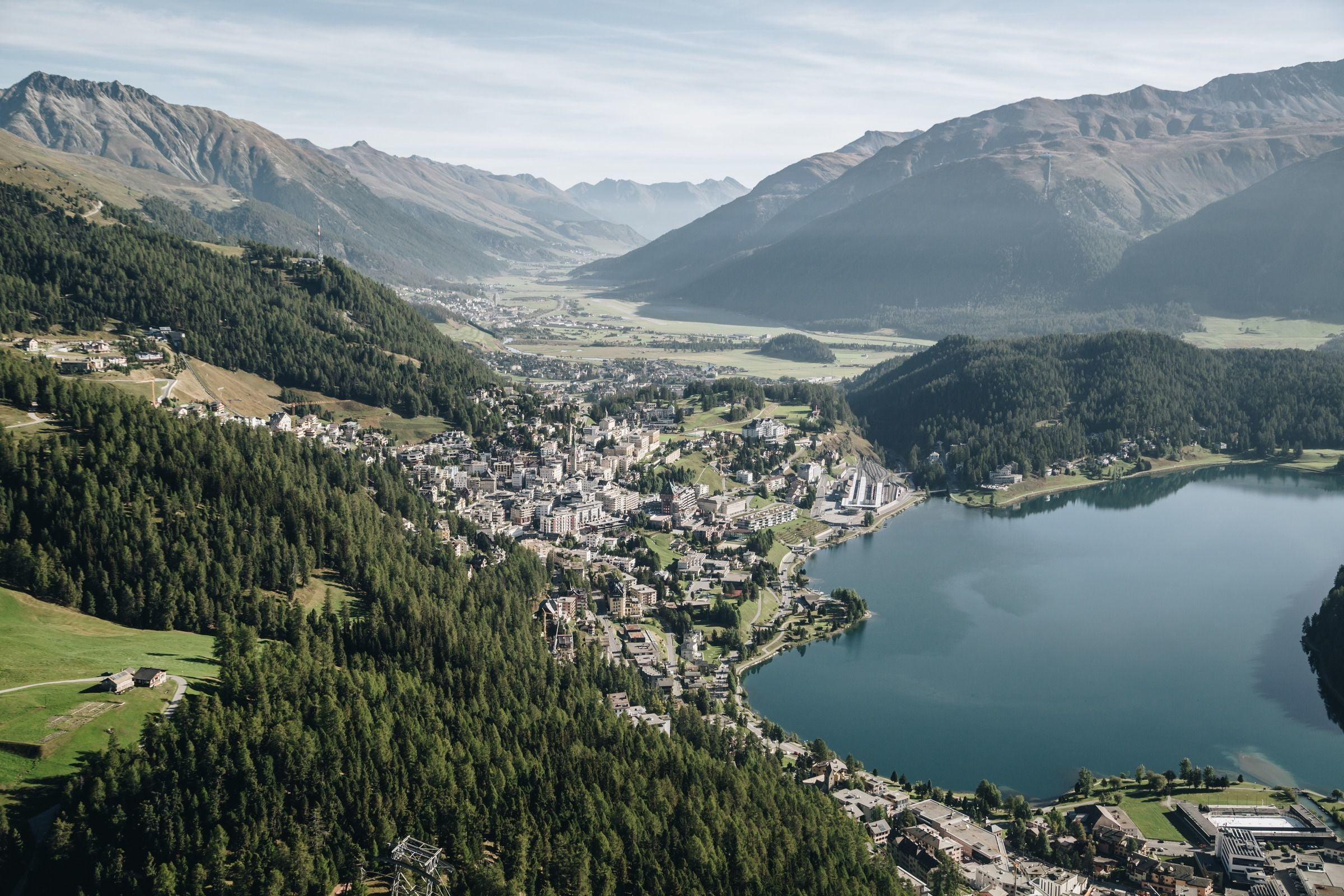 St. Moritz - The cosmopolitan resort