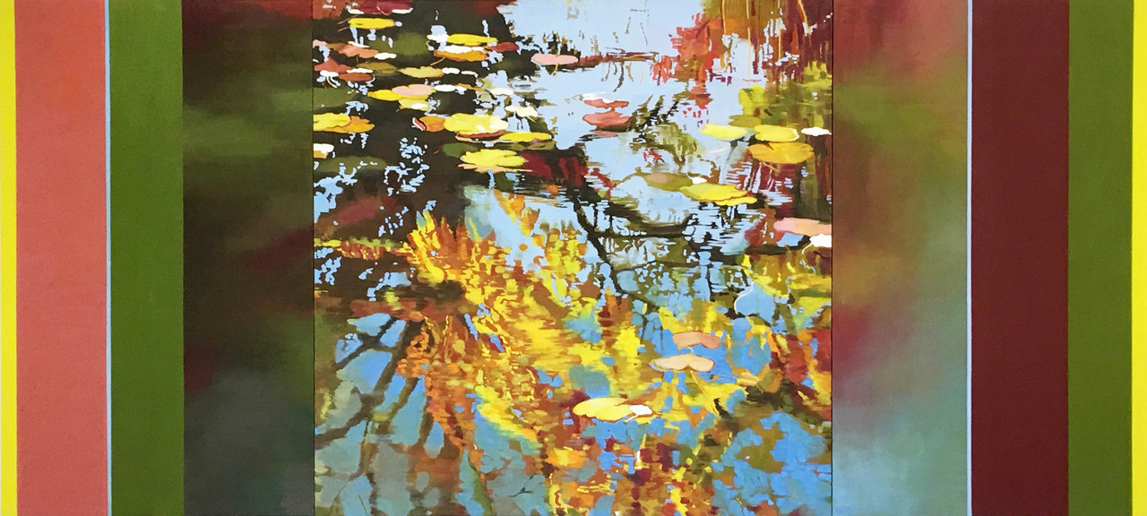 Ausstellung im Saratz: Natur und Farbe Slide 1