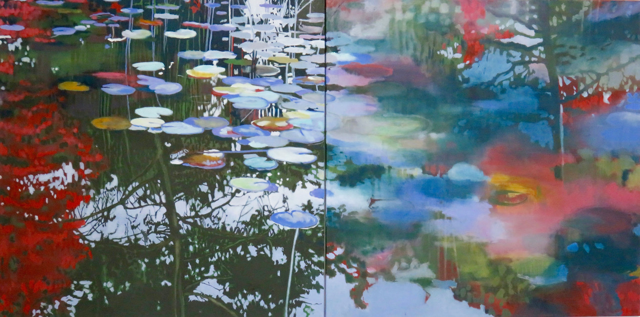 Ausstellung im Saratz: Natur und Farbe Slide 2