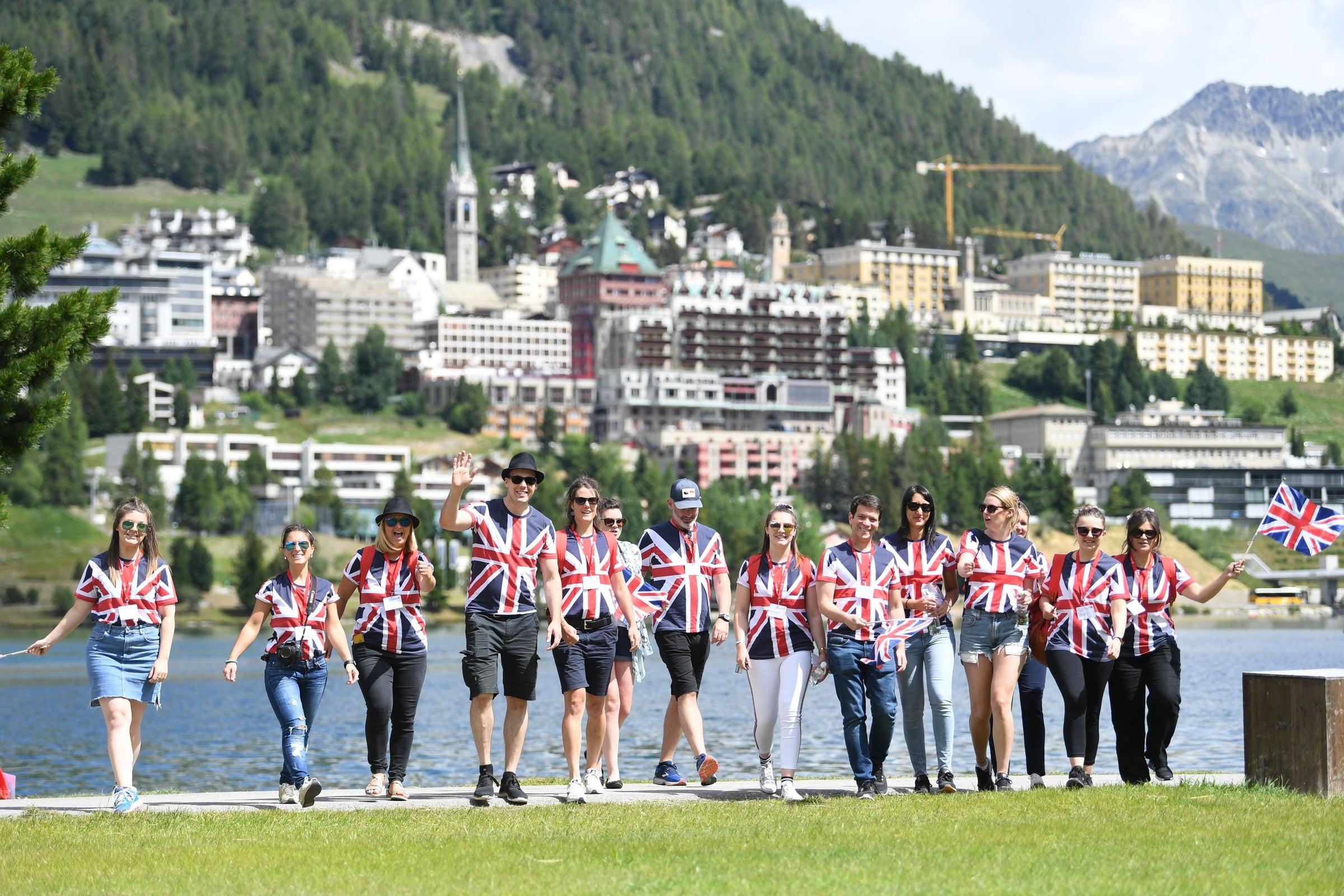 The St. Moritz Experience AG