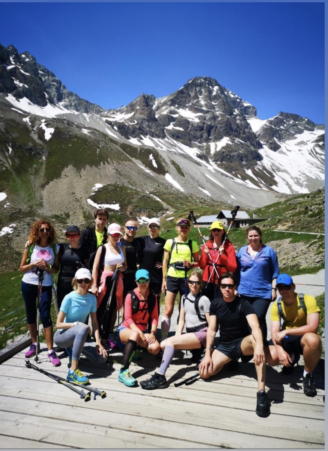 Russische Fitnessreise nach St. Moritz Slide 1