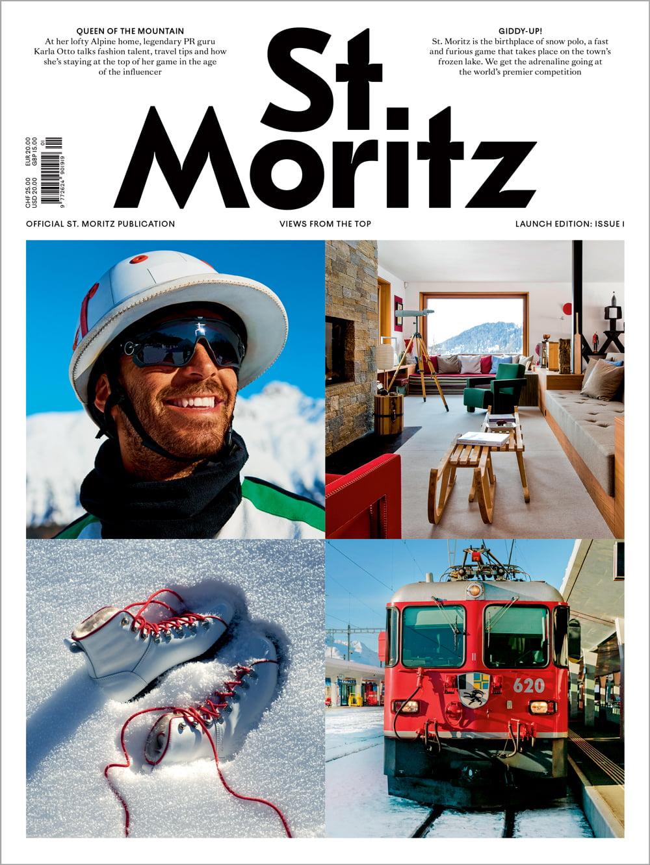 St. Moritz magazine