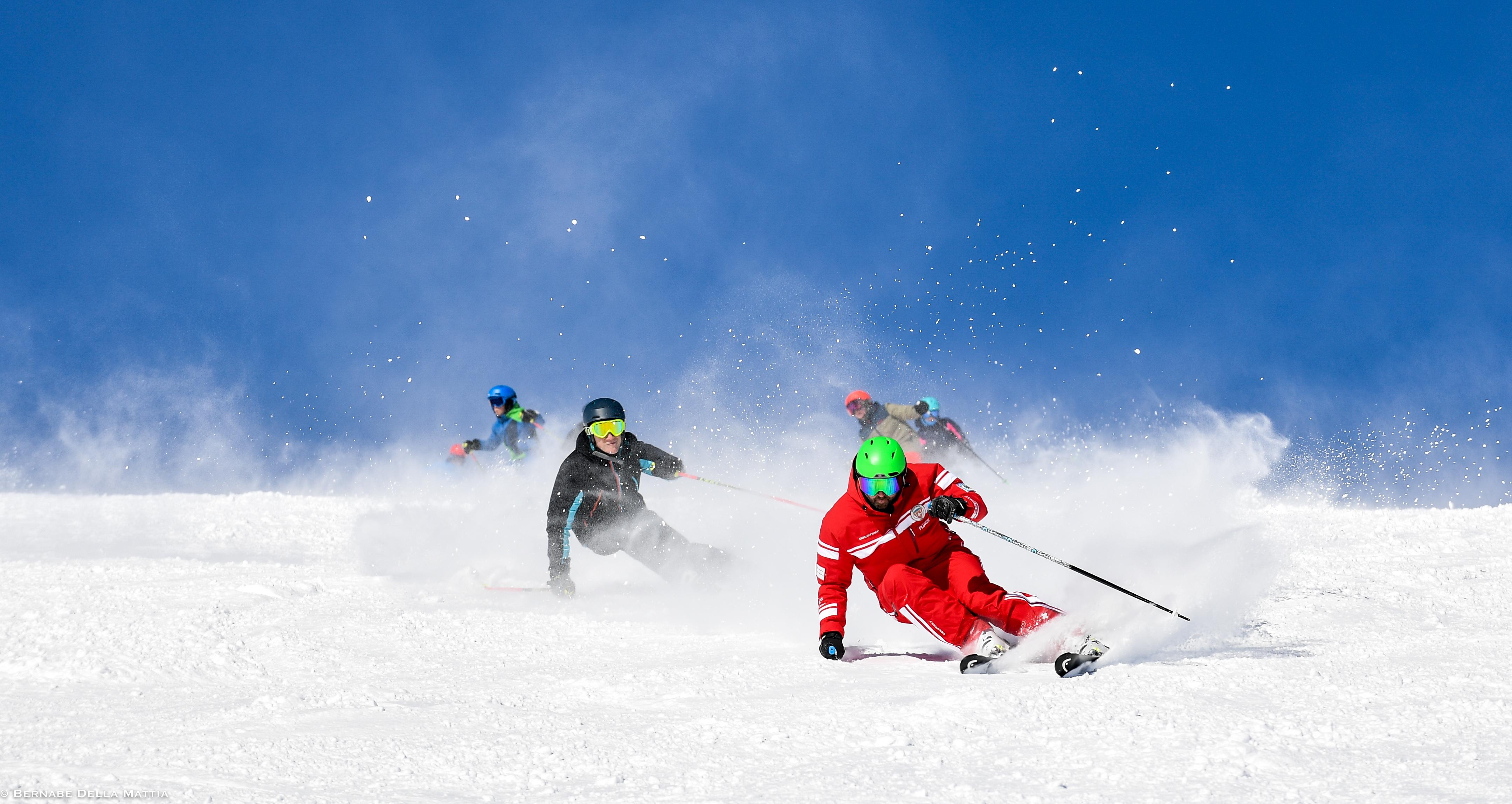 Schweizer Skischule Zuoz – La Punt AG Slide 1