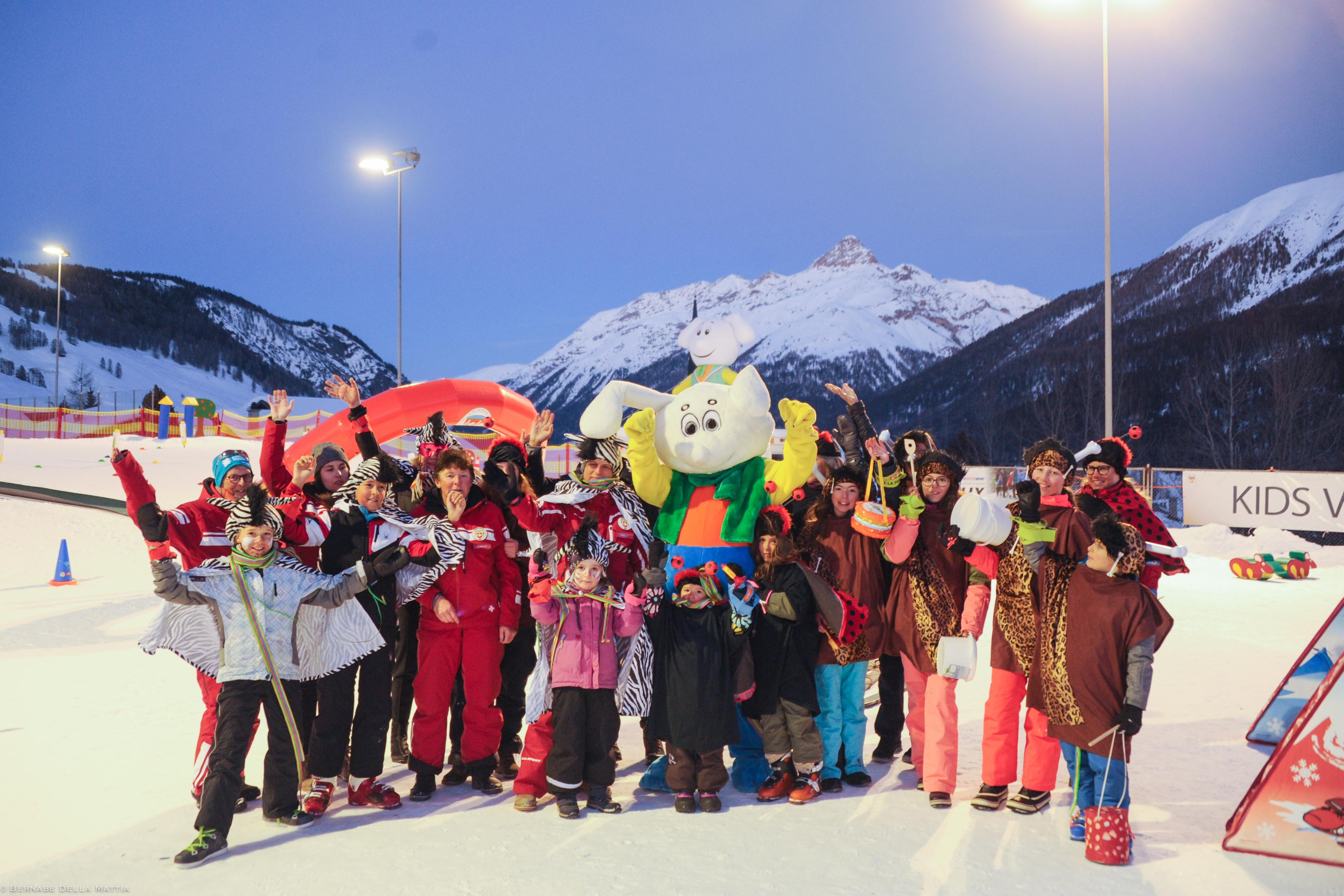 Schweizer Skischule Zuoz – La Punt AG Slide 2