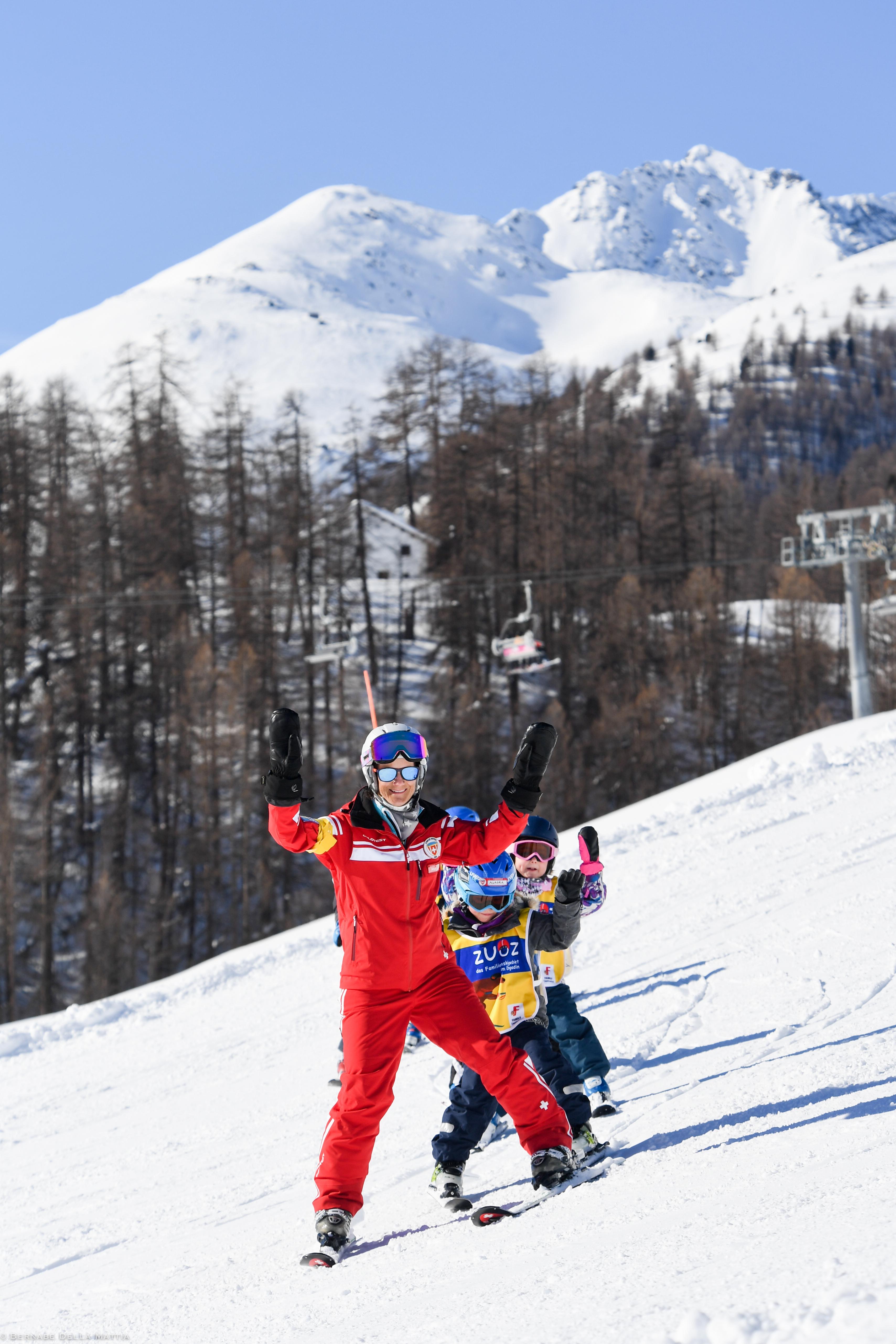 Schweizer Skischule Zuoz – La Punt AG Slide 4