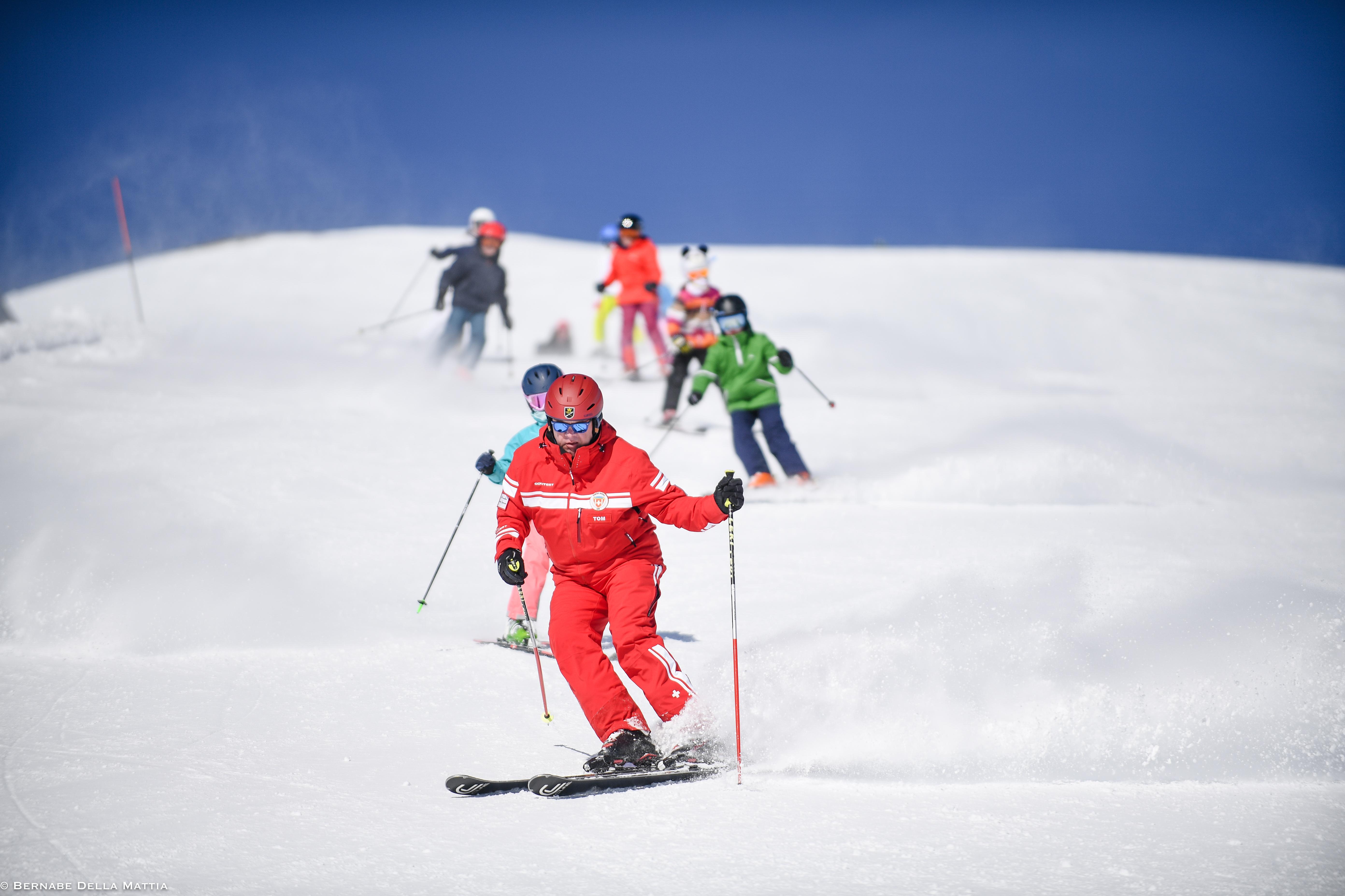Schweizer Skischule Zuoz – La Punt AG Slide 5