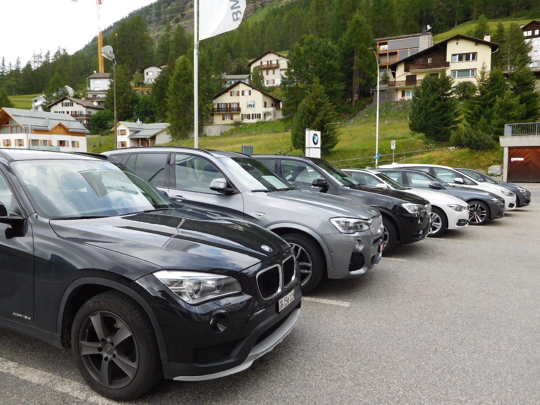 BMW Roseg Garage  (Autospezialist) Slide 4