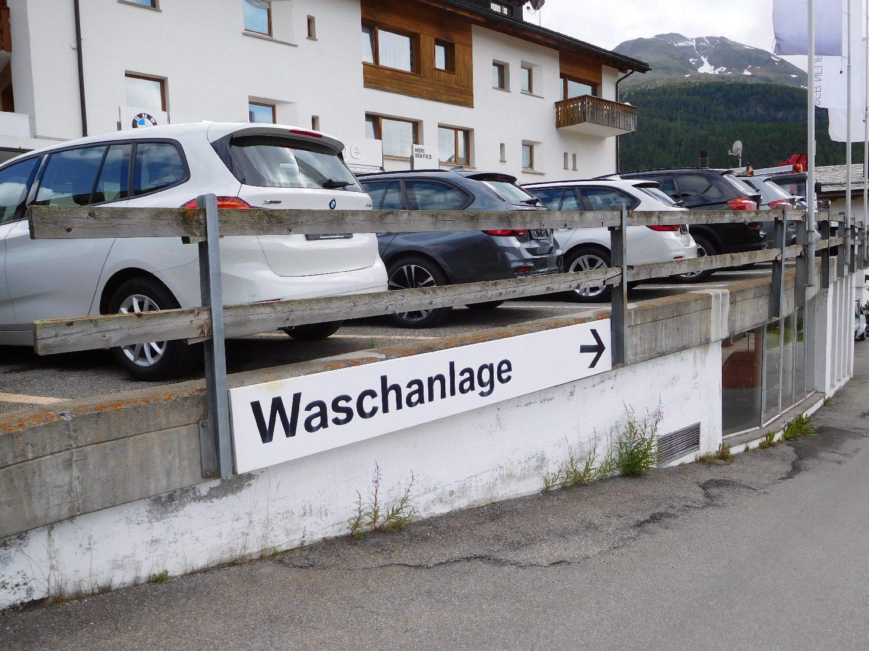 BMW Roseg Garage  (Autospezialist) Slide 7