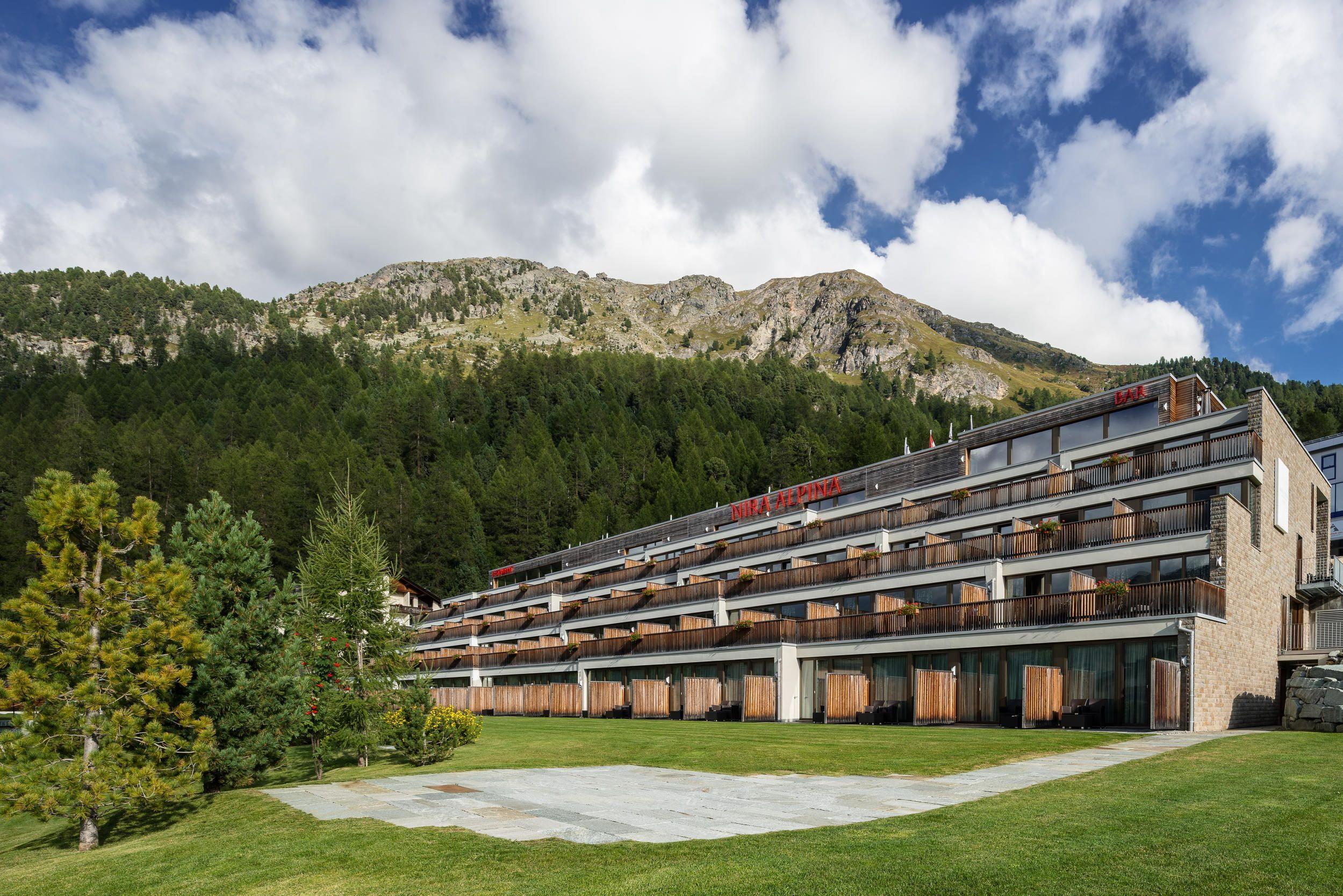 Hotel Nira Alpina, Silvaplana