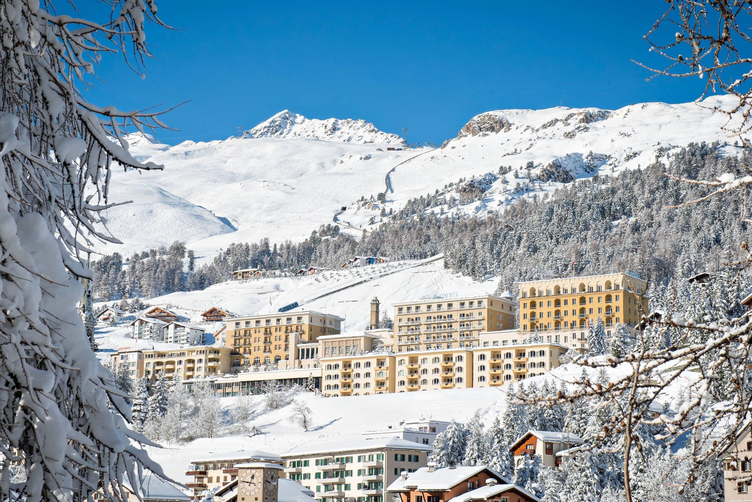 Kulm Hotel 5* Superior, St. Moritz
