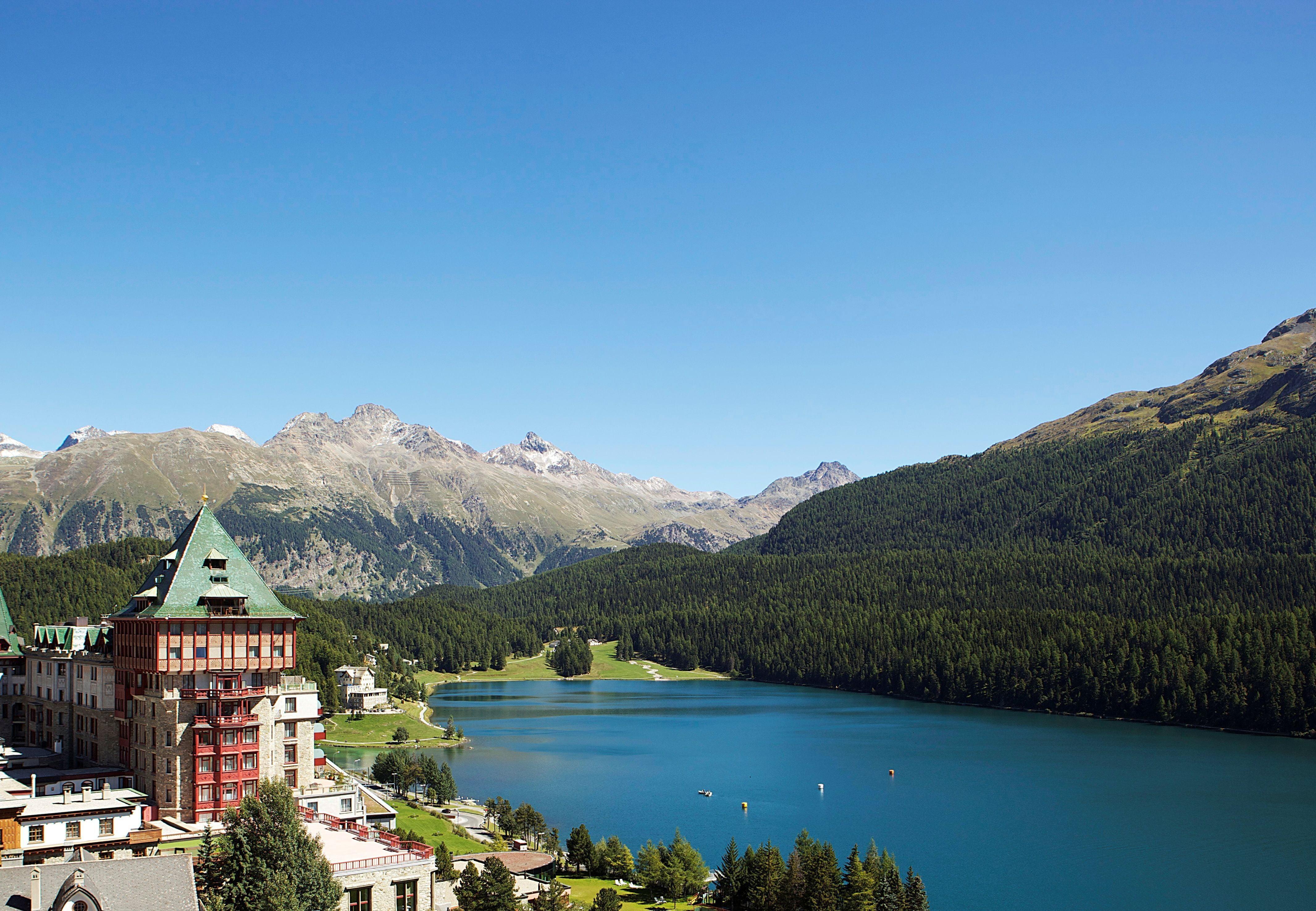Badrutt's Palace Hotel 5* Superior, St. Moritz