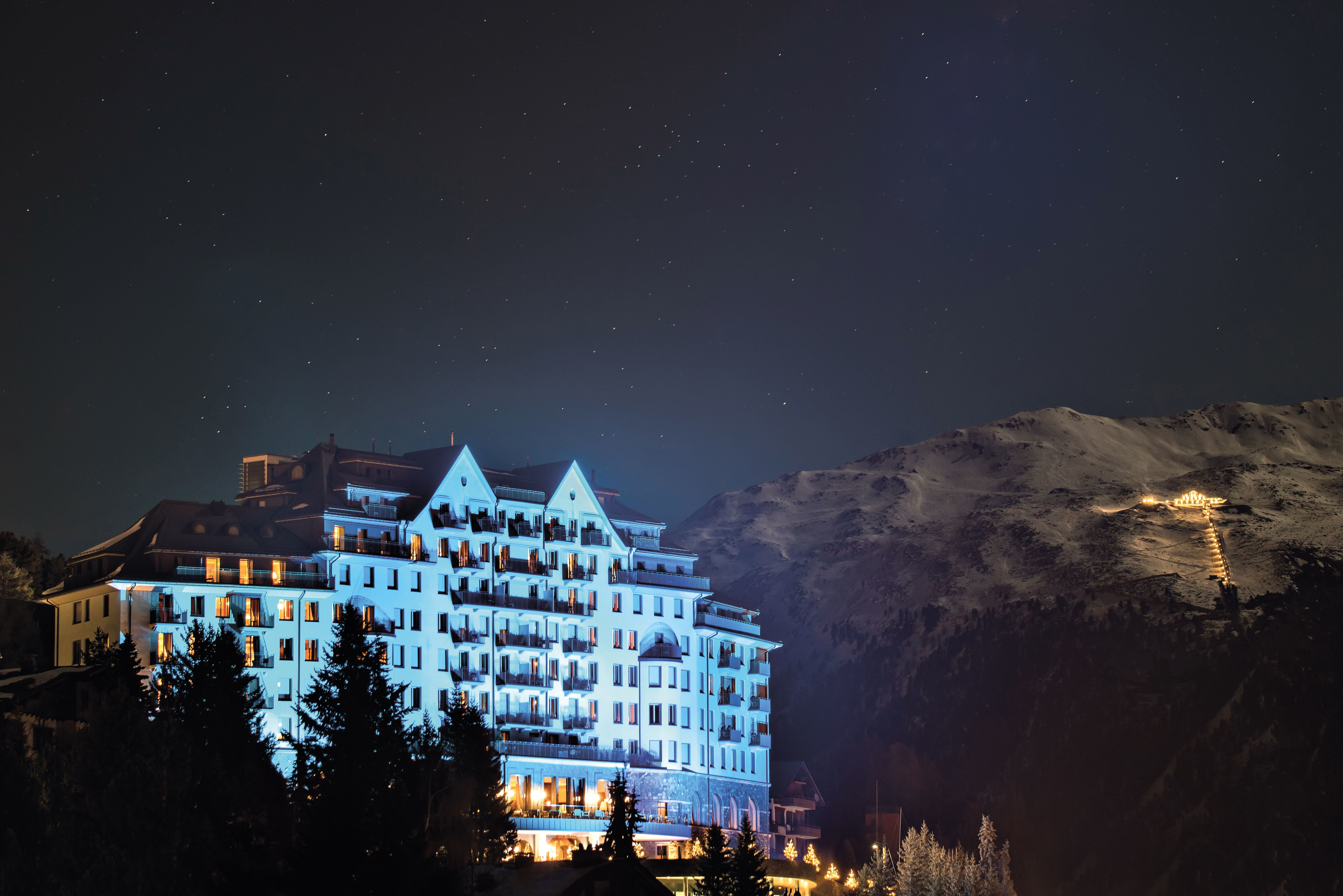 Carlton Hotel 5* Superior, St. Moritz