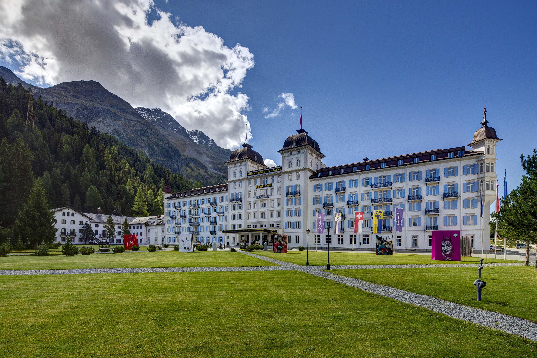 Grand Hotel des Bains Kempinski 5* Superior, St. Moritz
