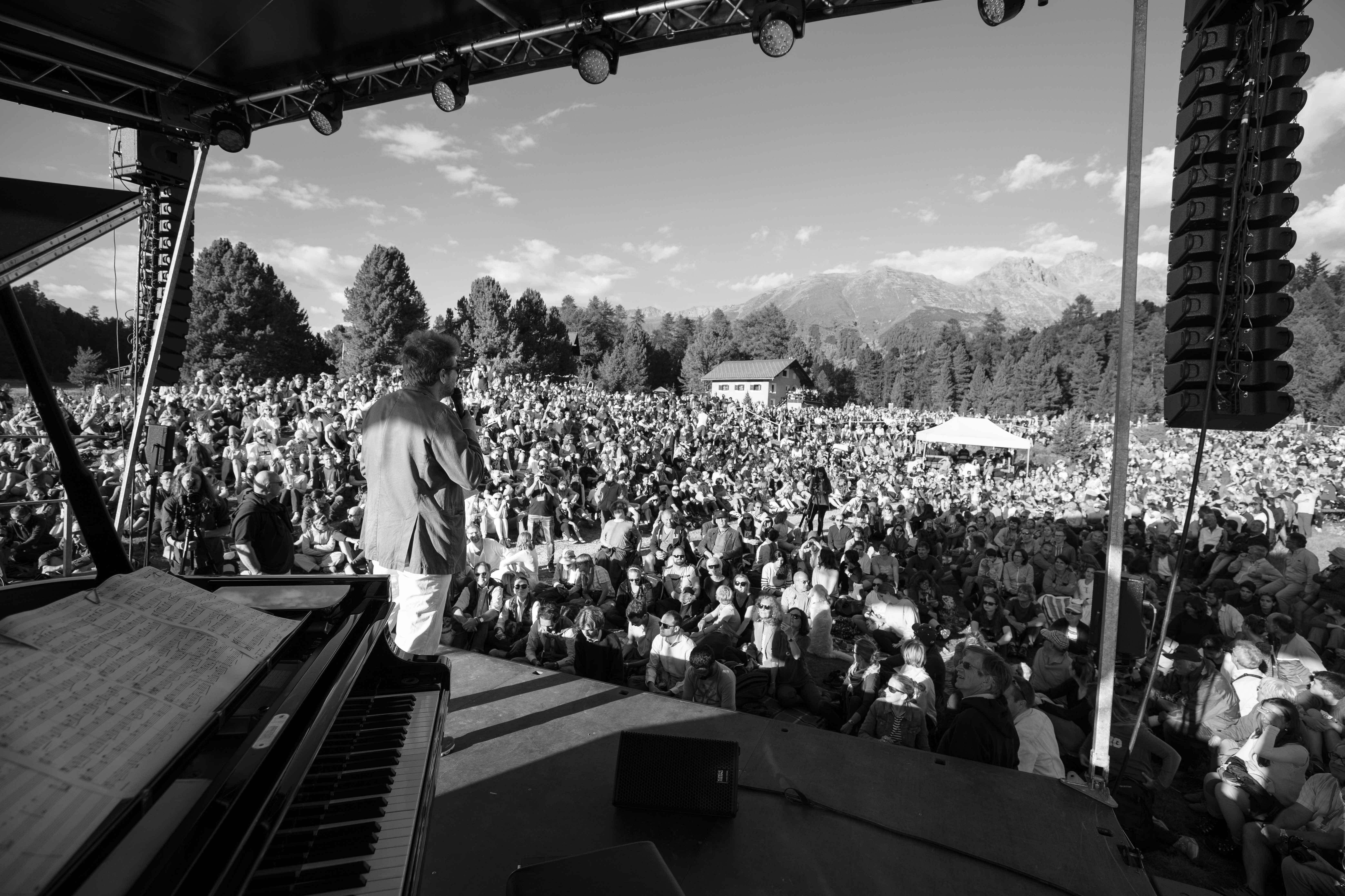 Festival da Jazz  @ Lej da Staz 2018 © Henry Schulz