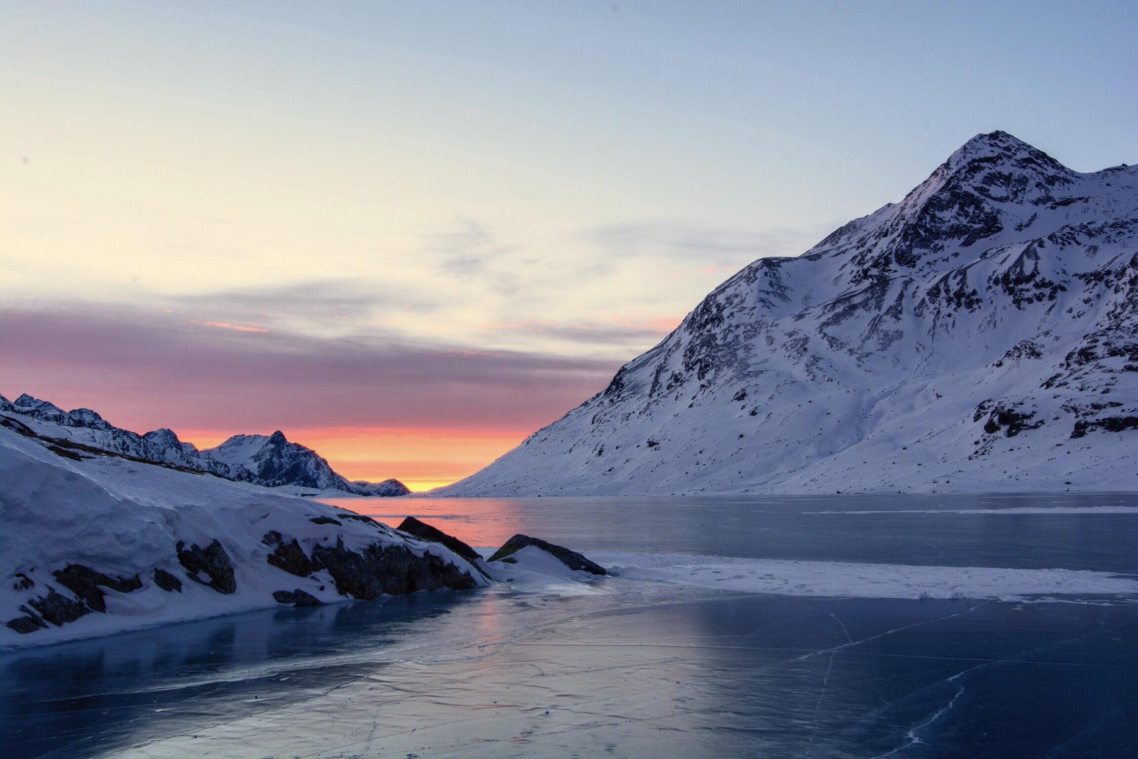 Frozen Lago Bianco