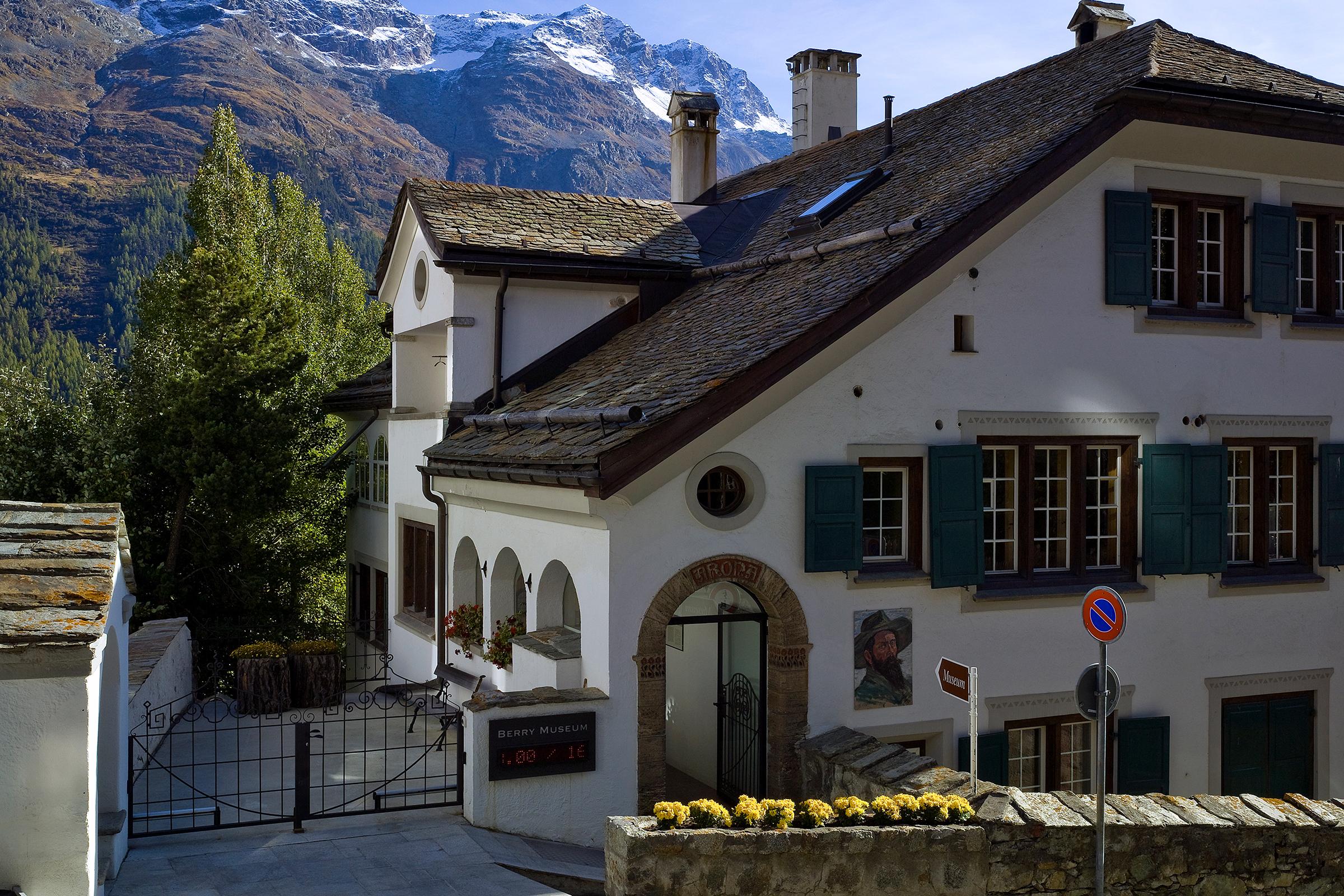 Museen in St. Moritz