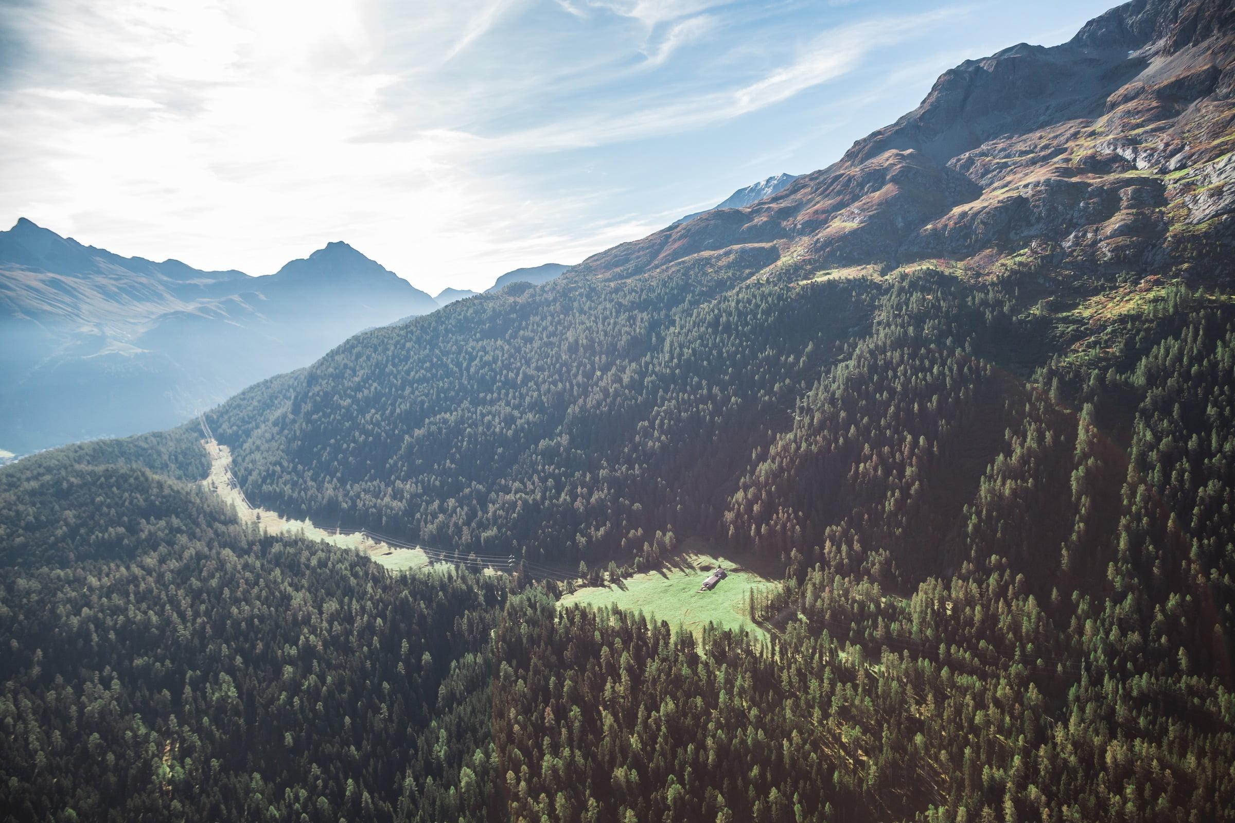 Celerina - Alp Staz