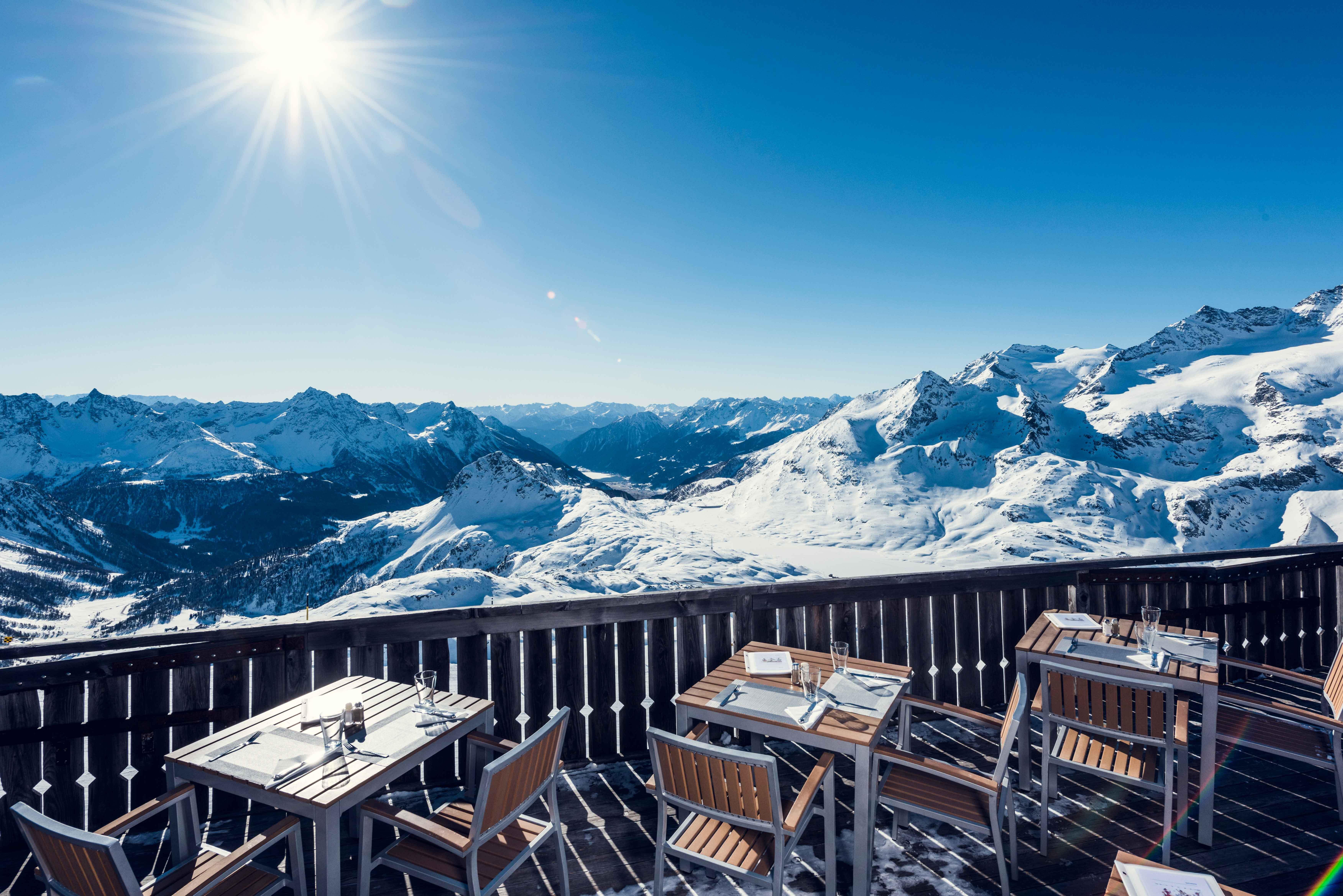 Restaurant Lagalb Bergstation