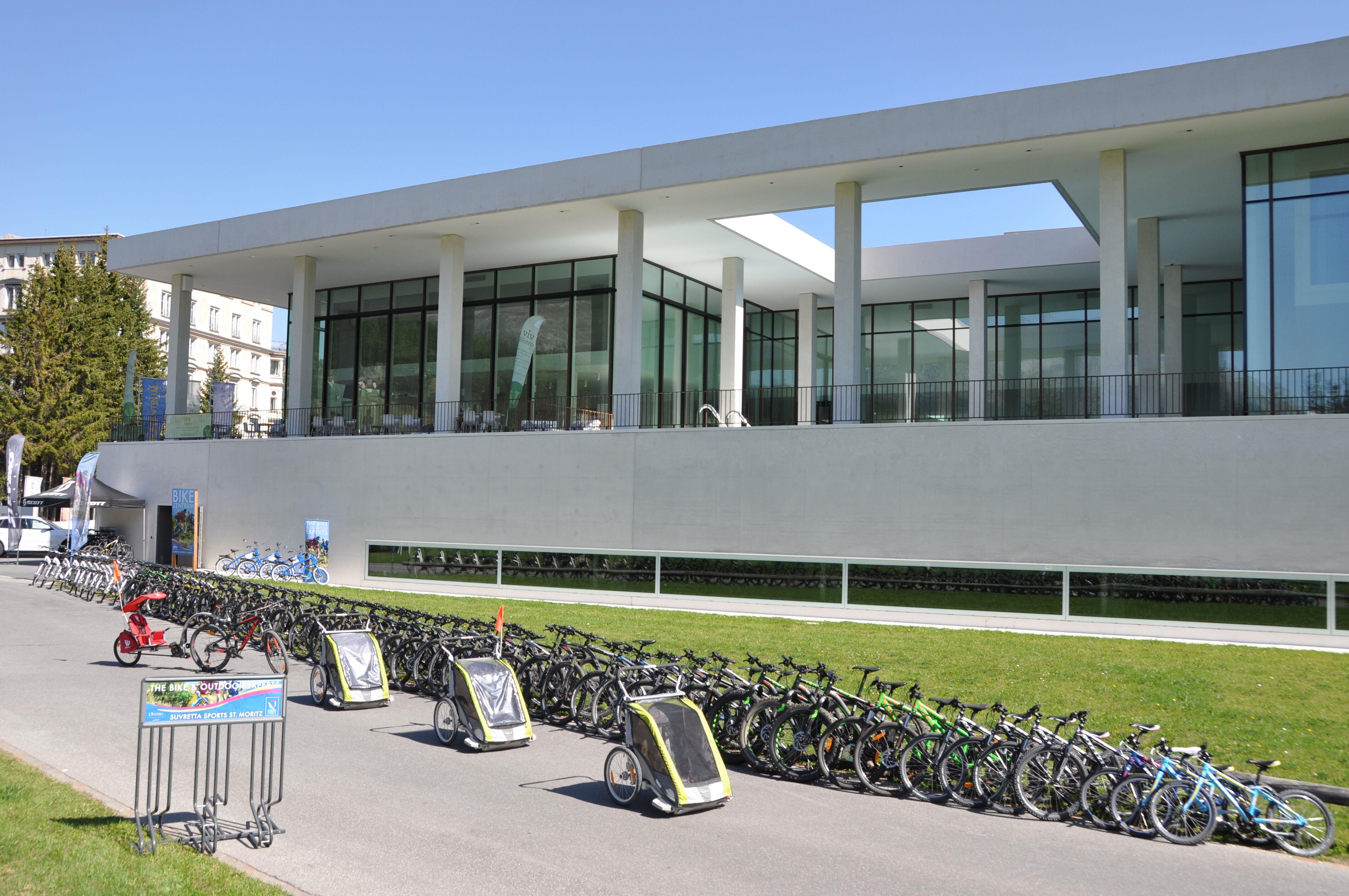 St. Moritz Bikeschule – Suvretta Sports Slide 5