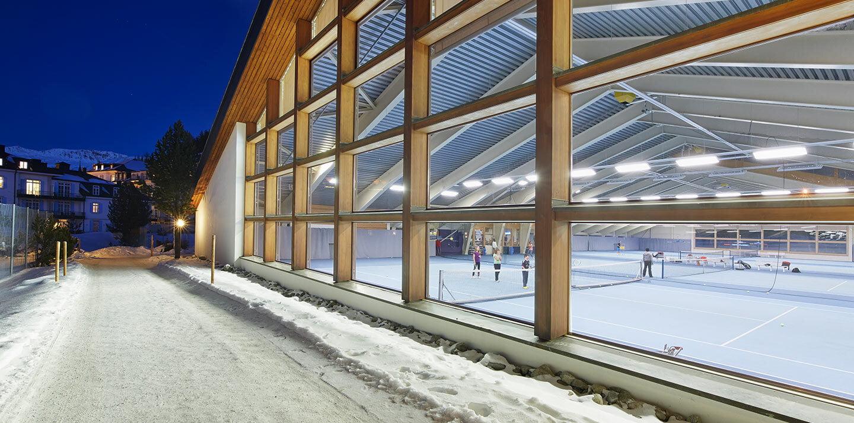 Tennis & Squash Centre St. Moritz