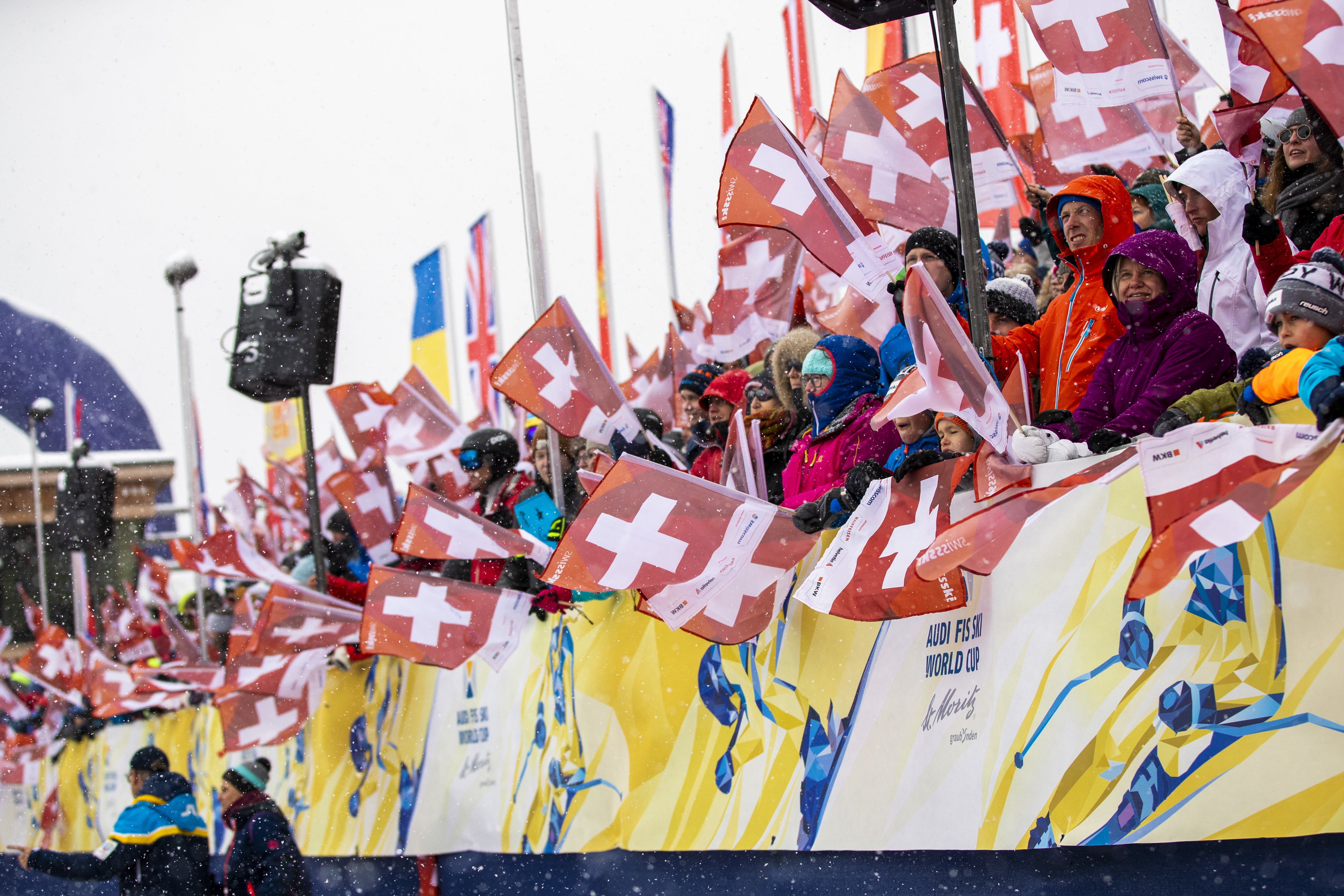 St. Moritz Winter Opening Packages